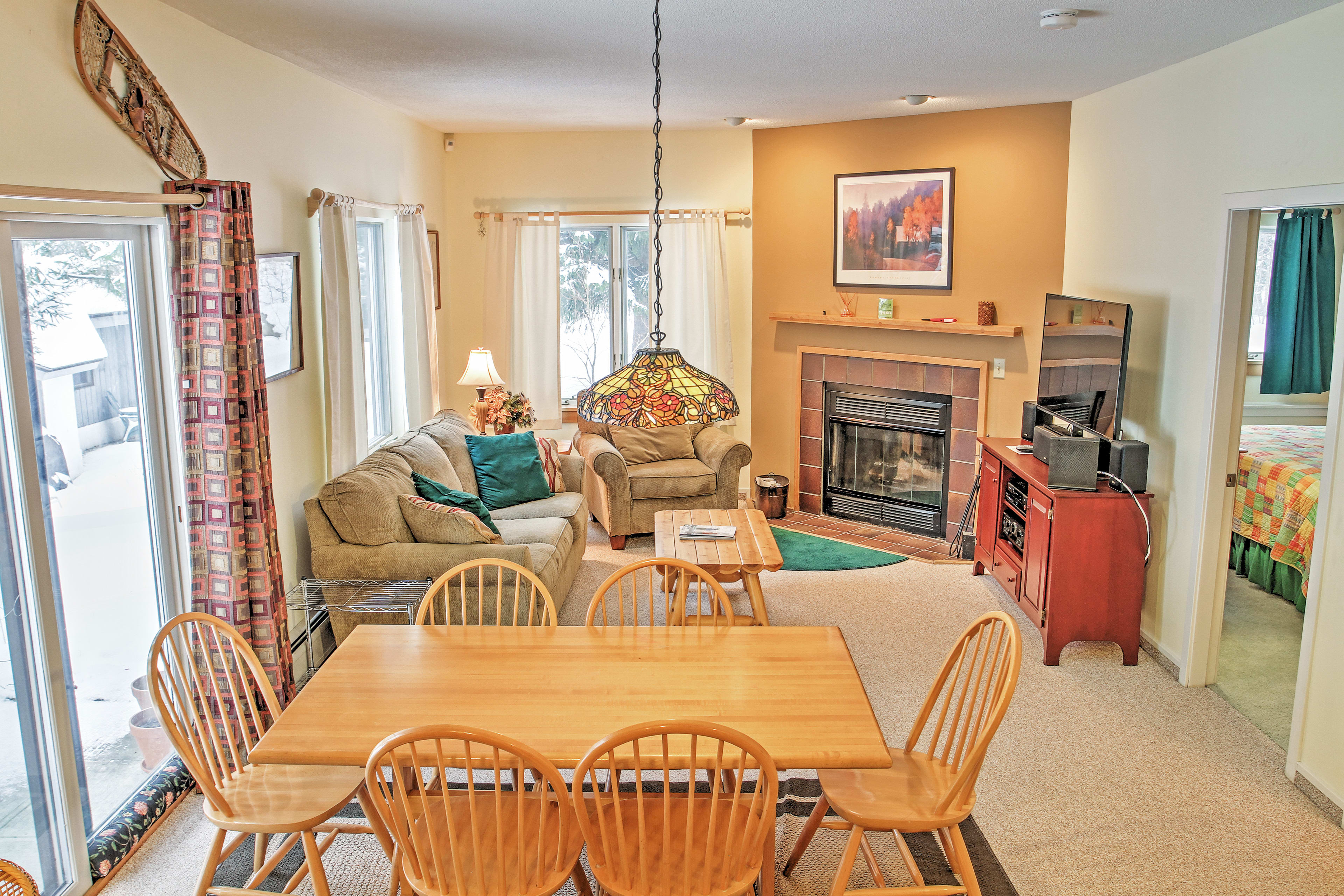 This condo has everything you could ask for in a vacation rental!