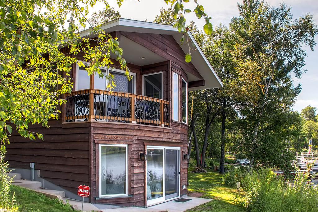 Brainerd Vacation Rental House | 1BR | 1BA | 2 Stories | 1,000 Sq Ft