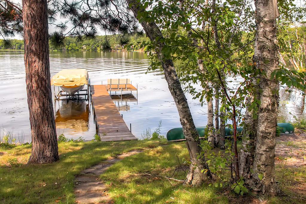 Direct Lake Access | Shared Dock