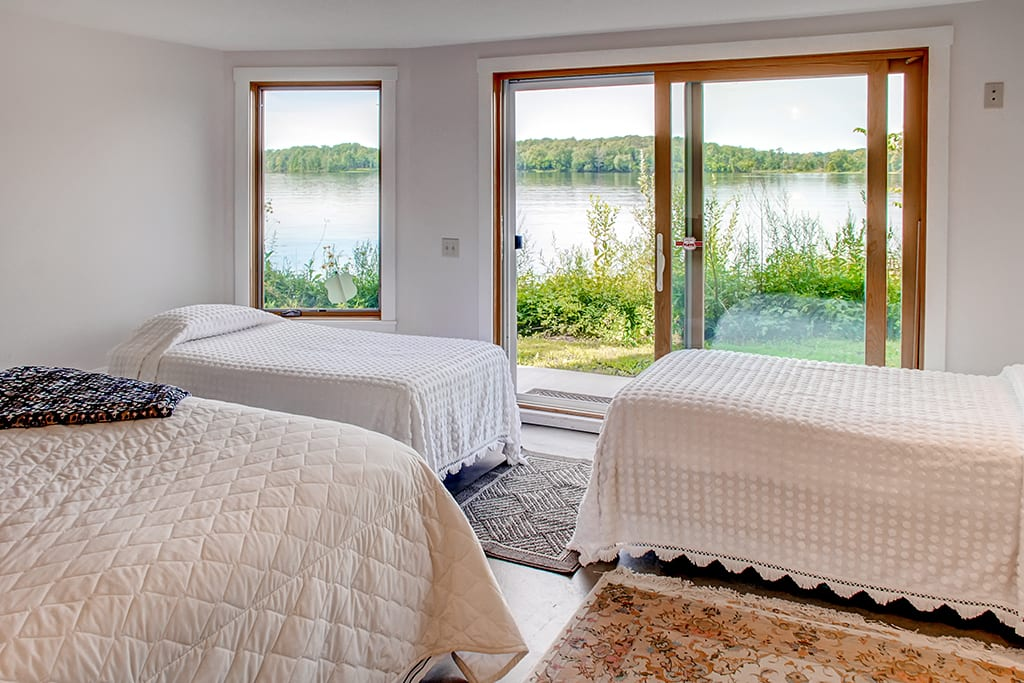 Bedroom | Outdoor Access | Step Free