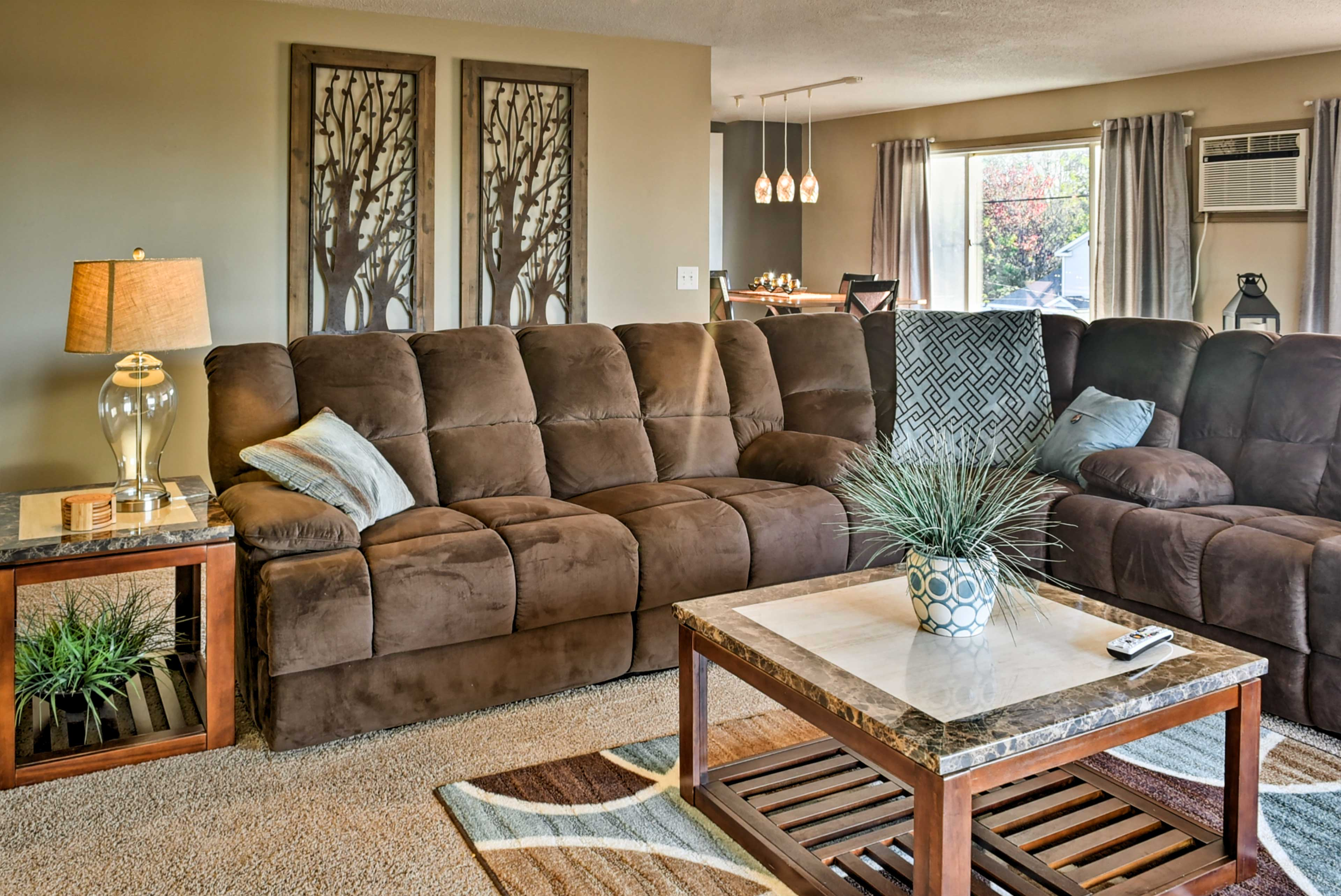 East Tawas Vacation Rental Apartment | 3BR | 2BA | 2 Stories | 1,800 Sq Ft