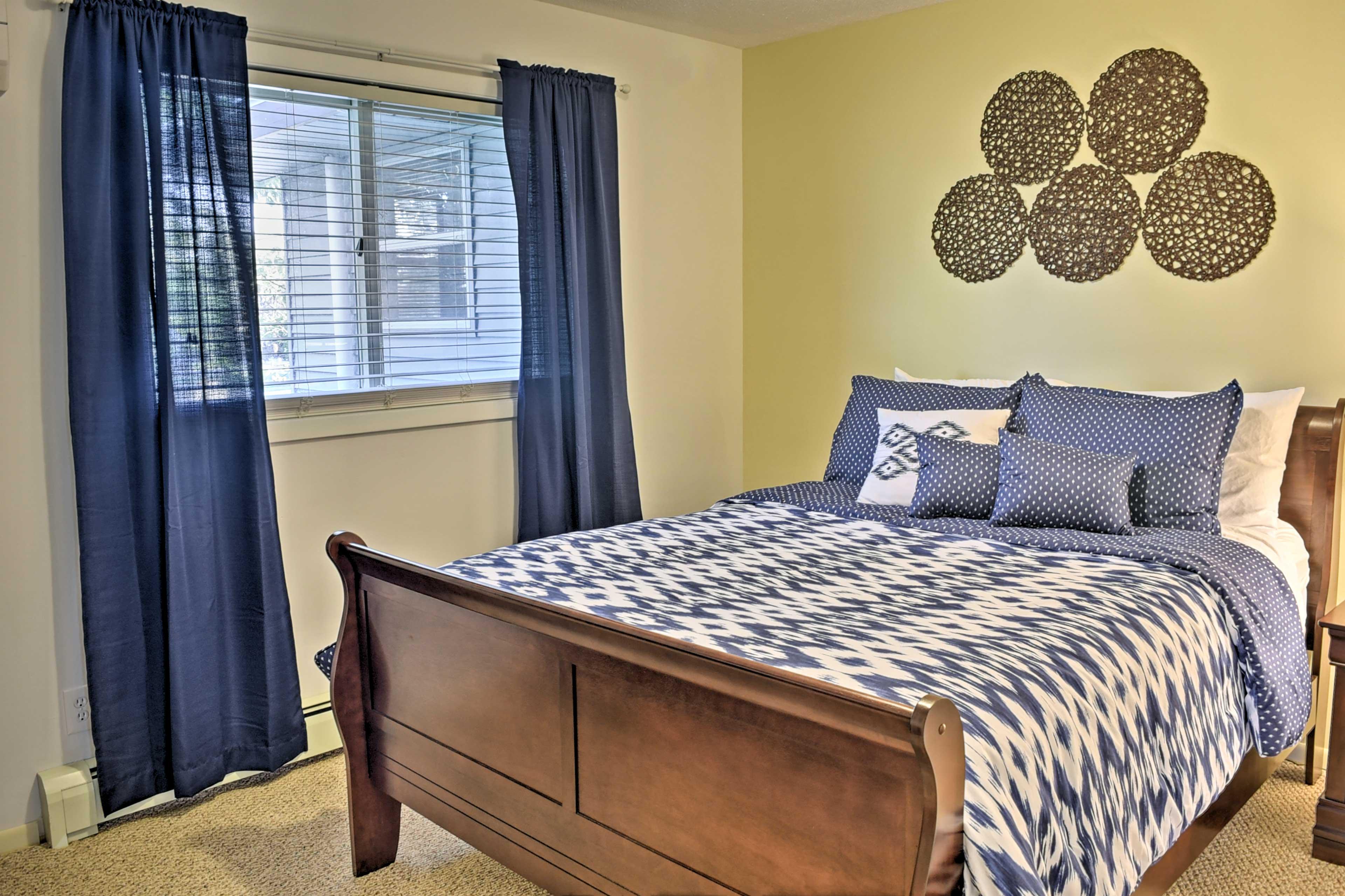 Bedroom 3 | Queen Bed | 2nd Level