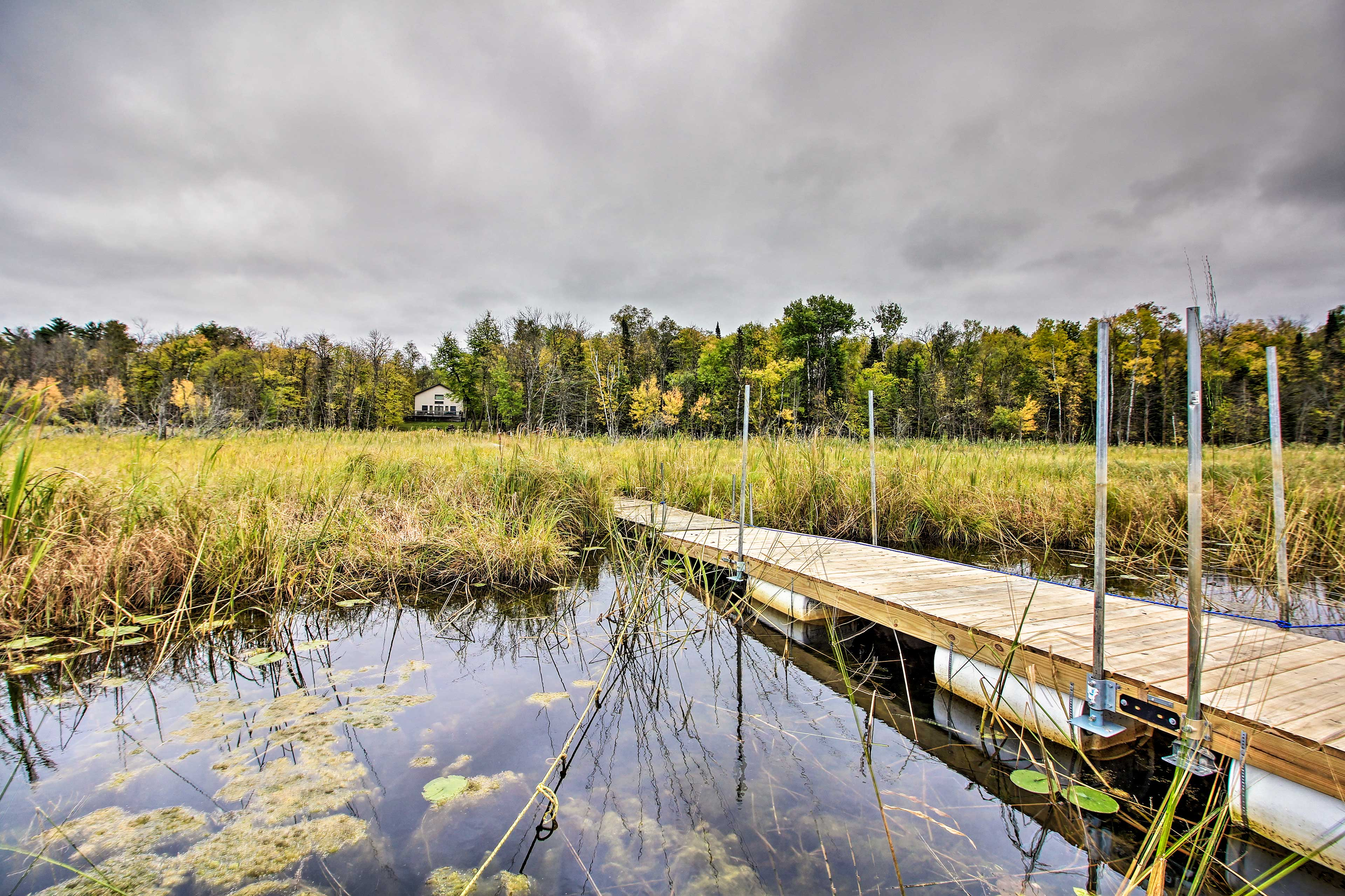 Lake Access Point | Private Dock