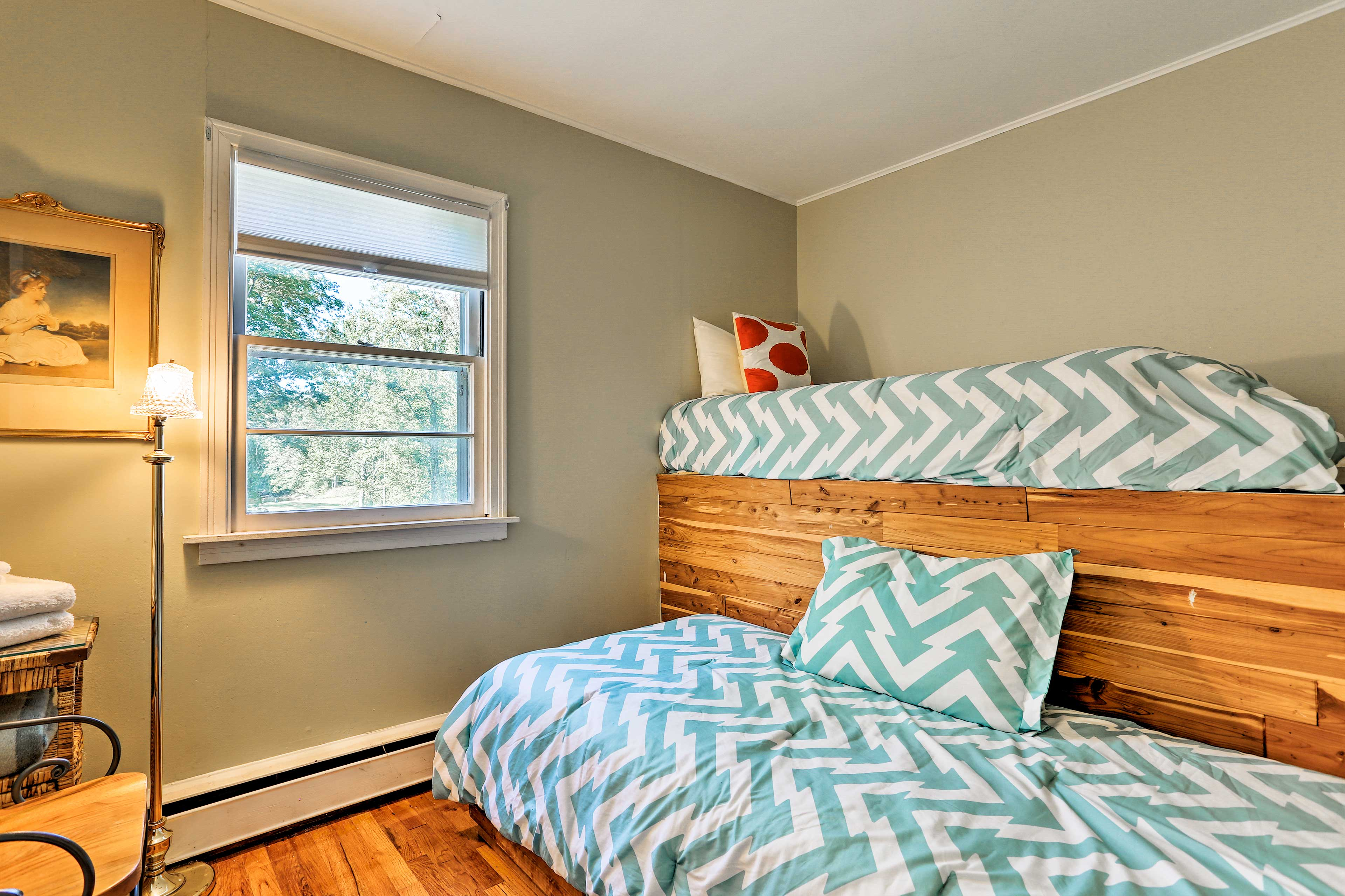Bedroom 4   2 Twin Beds   Linens Provided