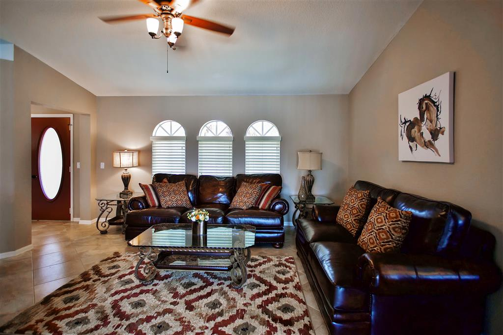 You'll have ample room to spread out and relax!