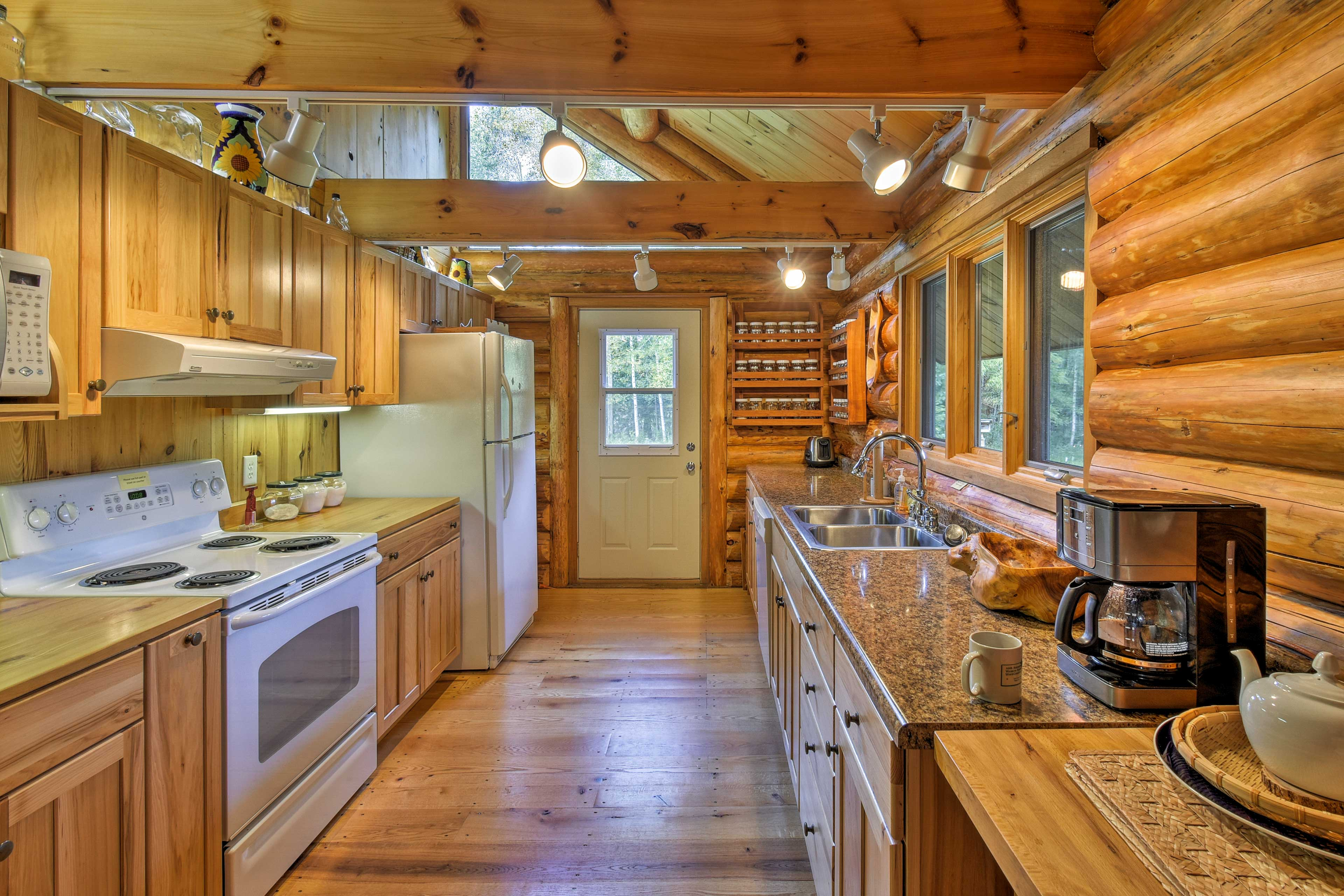 Kitchen | Fully Equipped | Spices Provided