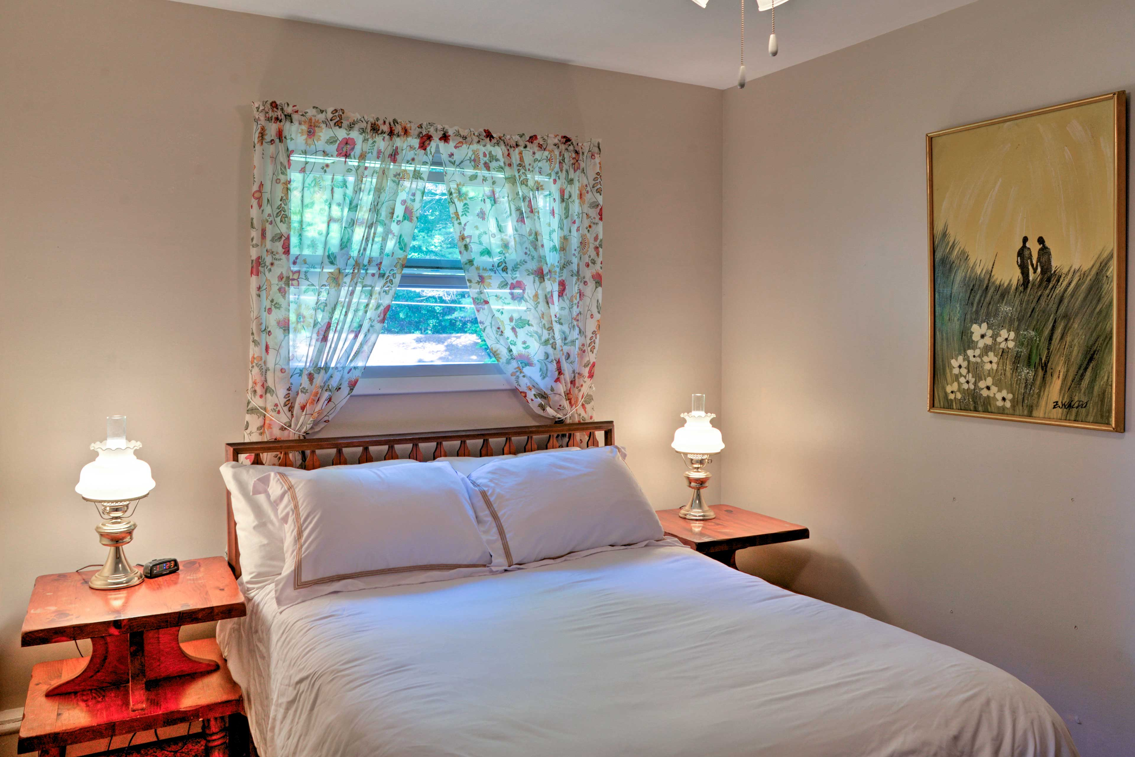 Bedroom 3   Full Bed