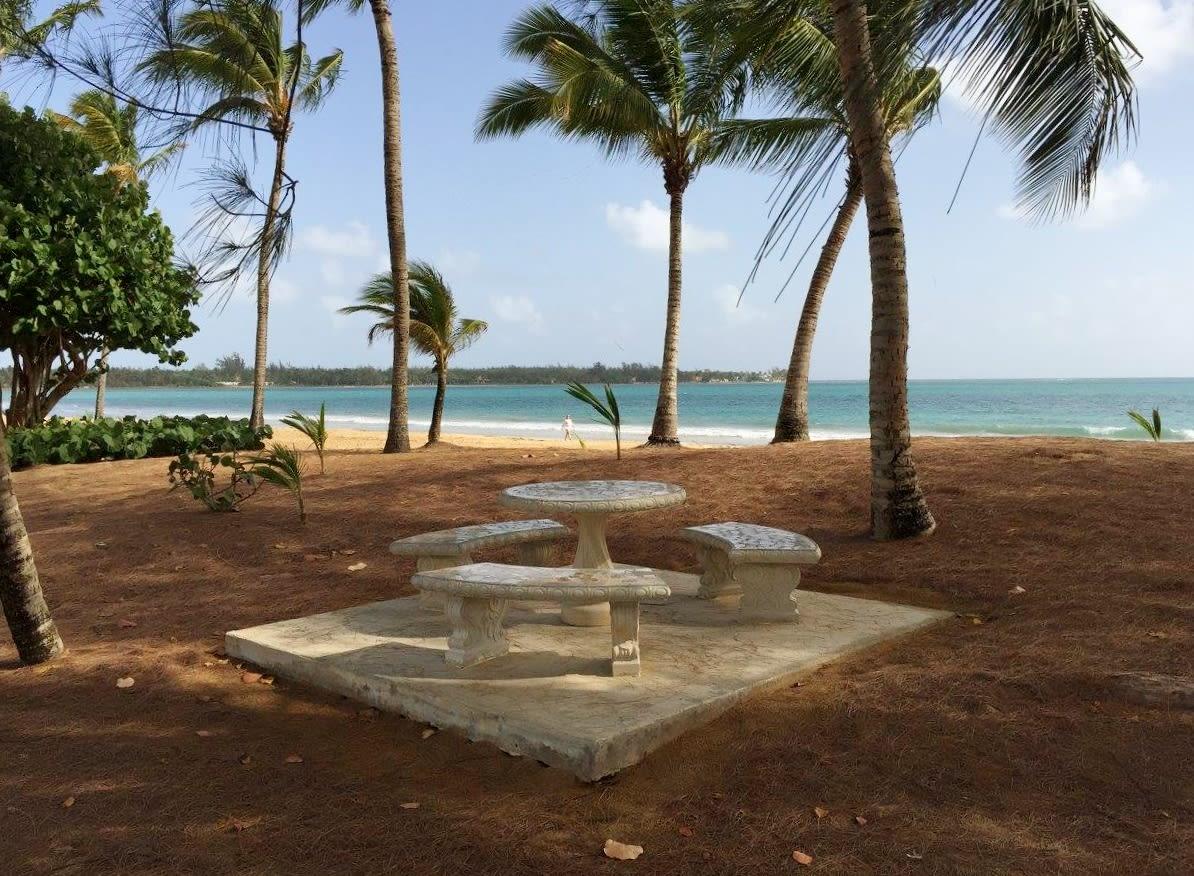 Private, 2-Mile Beach