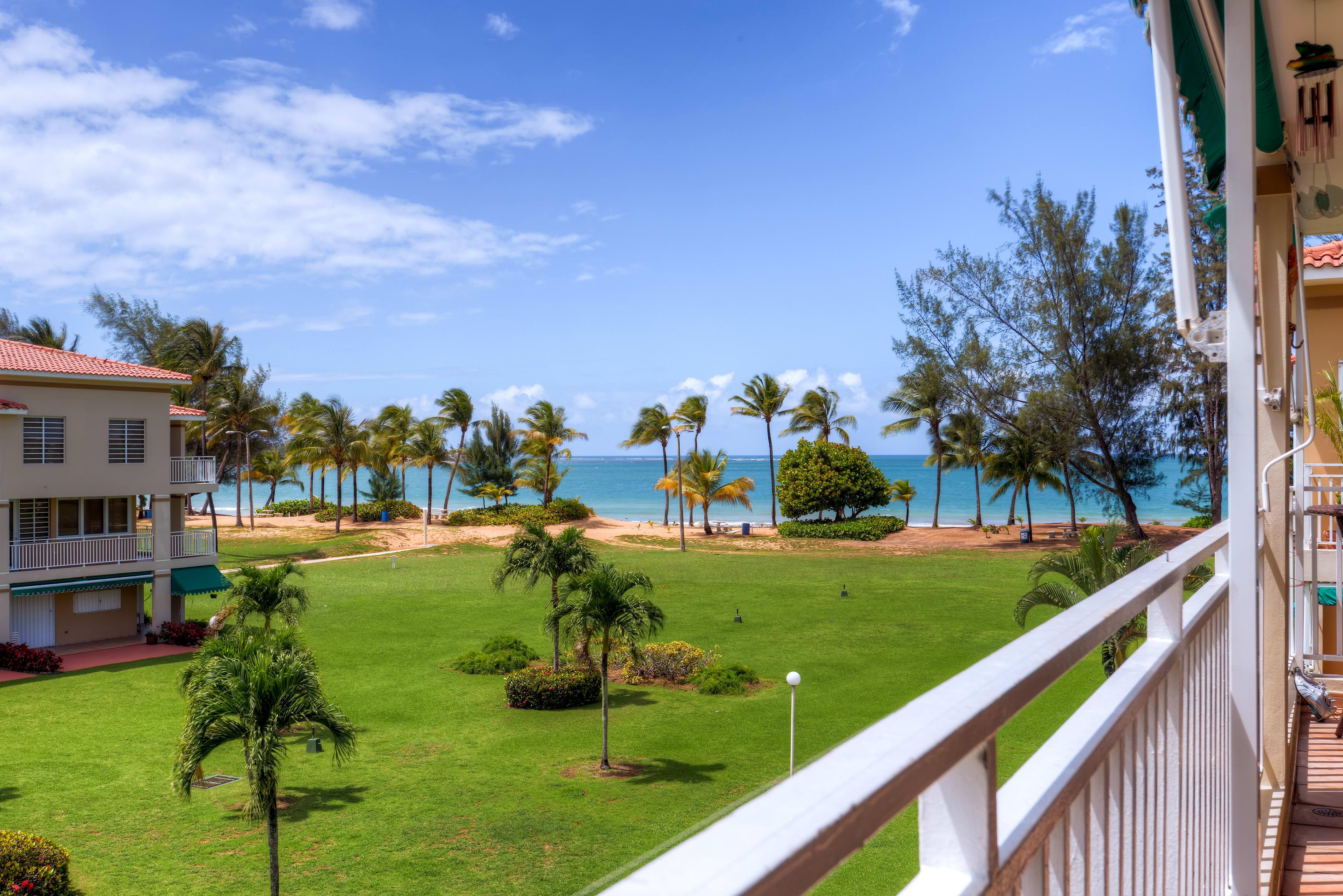 Private Balcony | Ocean Views