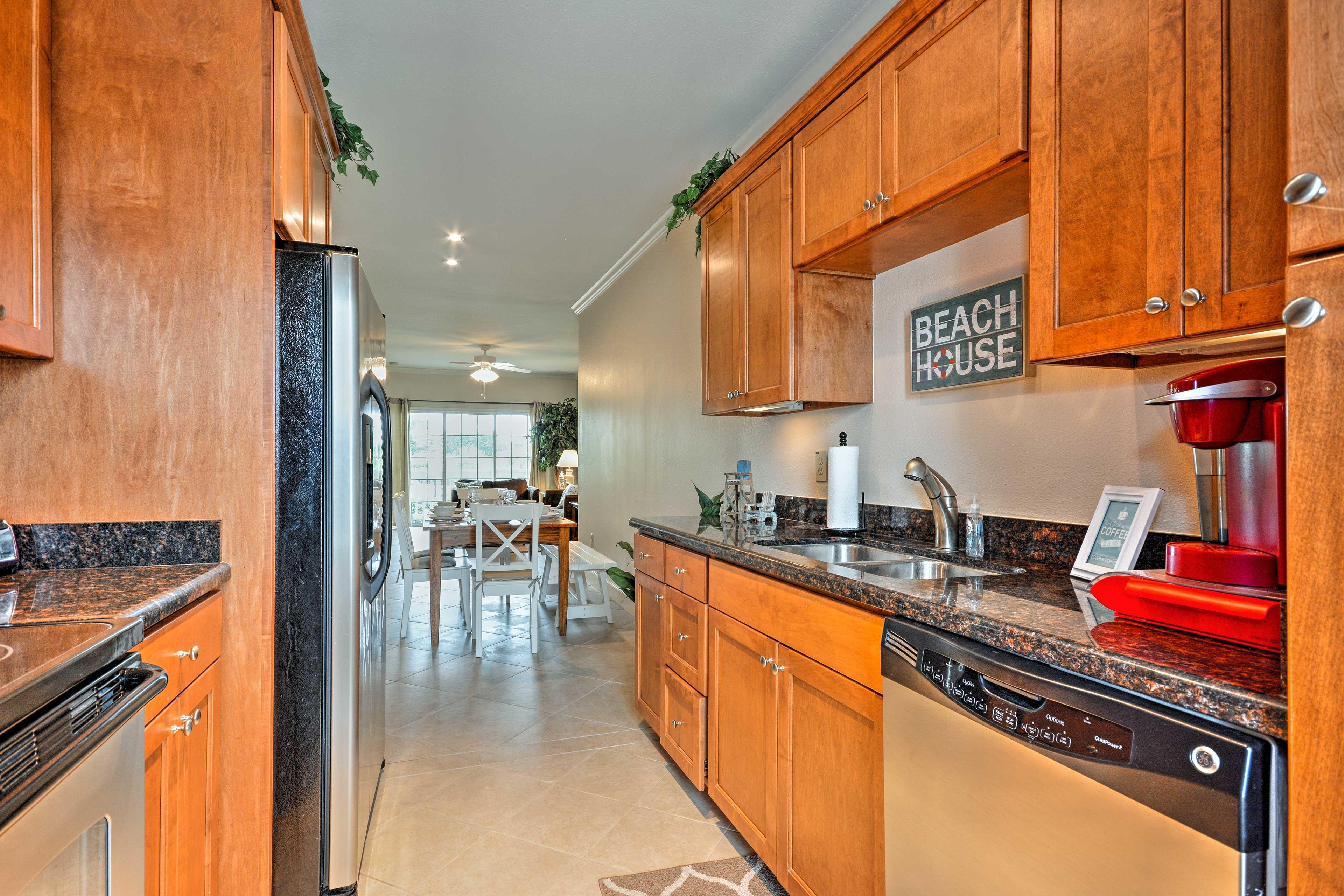 Kitchen | Blender | Dishwasher
