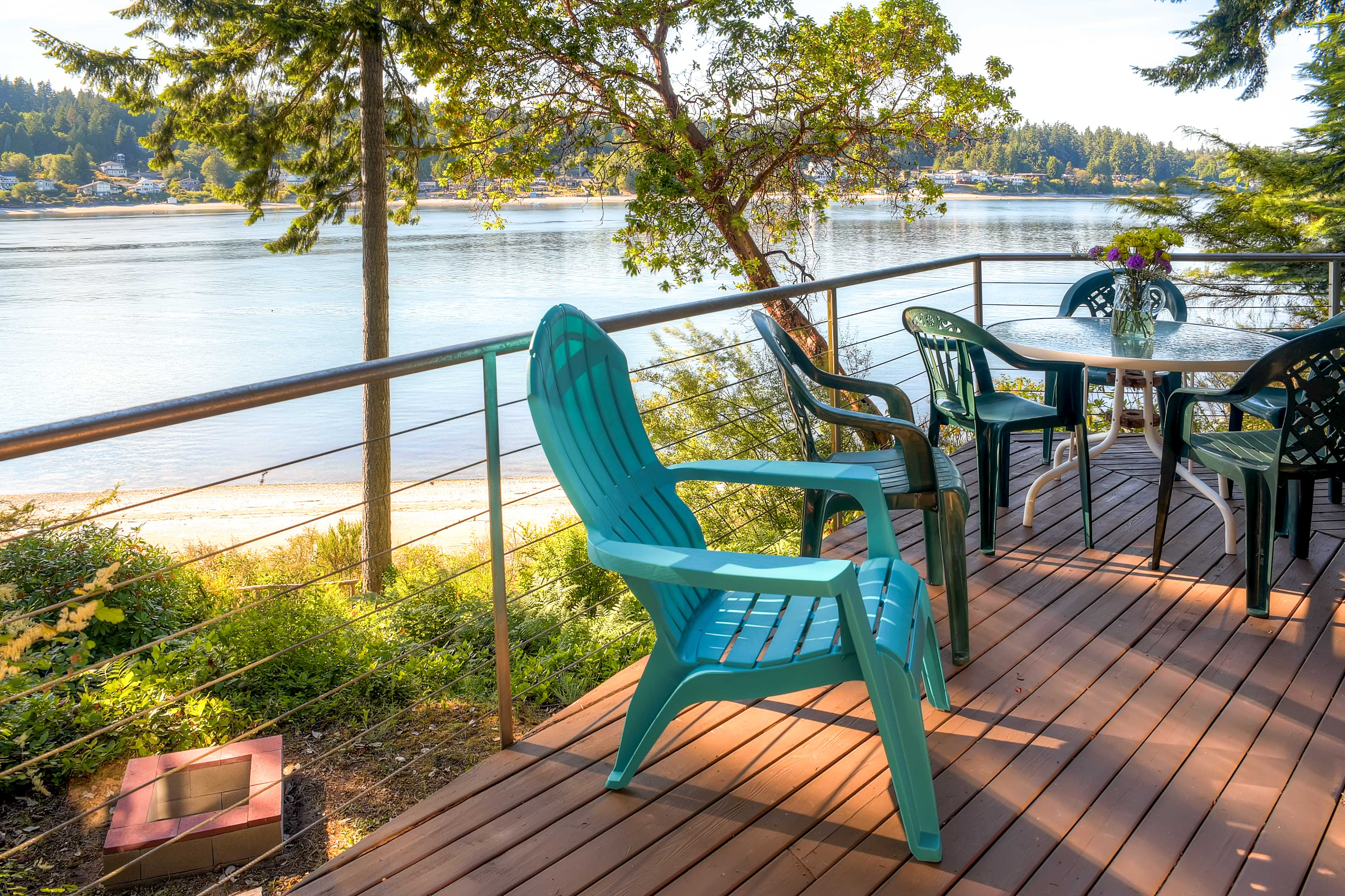 Bainbridge Island Vacation Rental | 2-Story Home | 4BR | 3BA | 2,700 Sq Ft