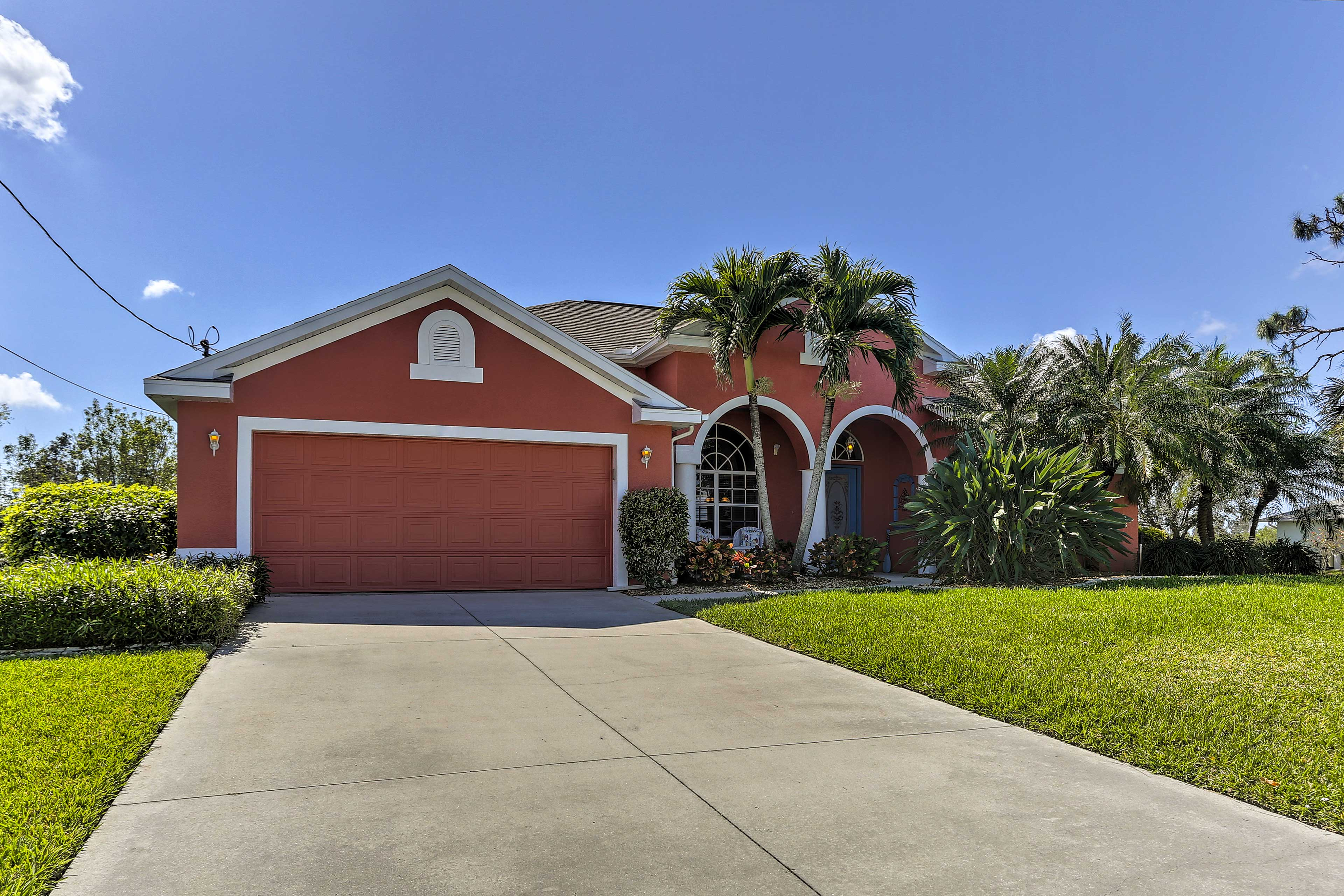 Cape Coral Vacation Rental | 3BR | 2BA | 2,100 Sq Ft | Single-Story Home
