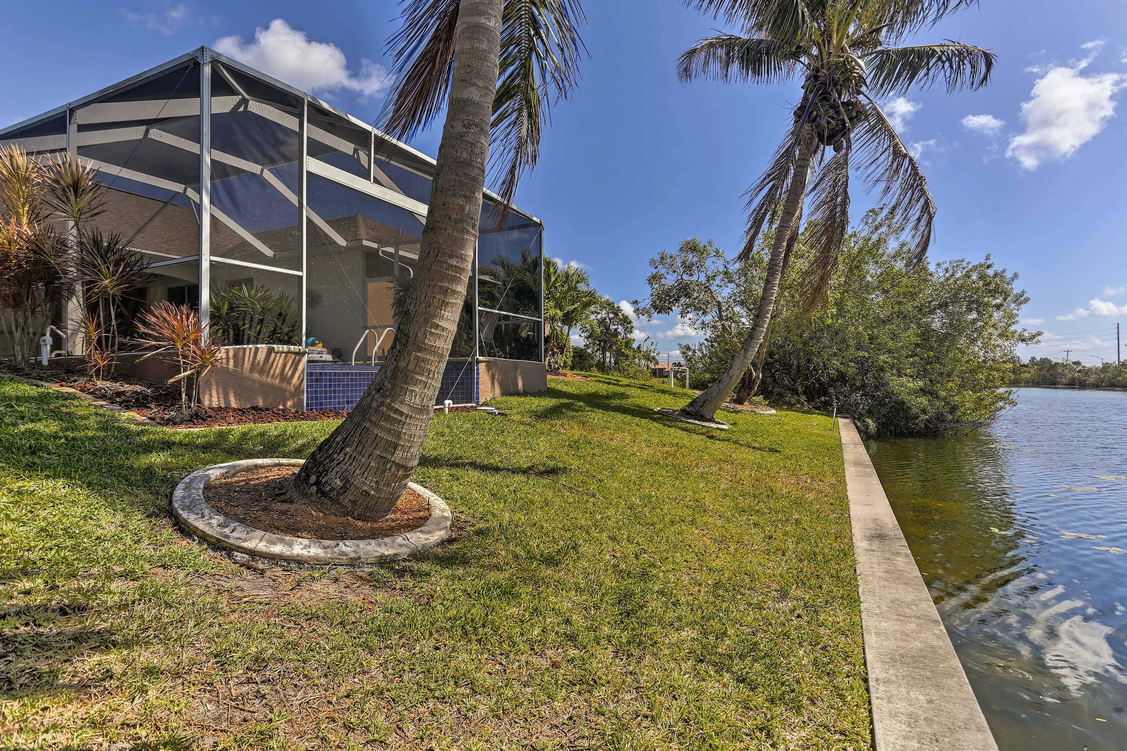 Home Exterior | Waterfront Location