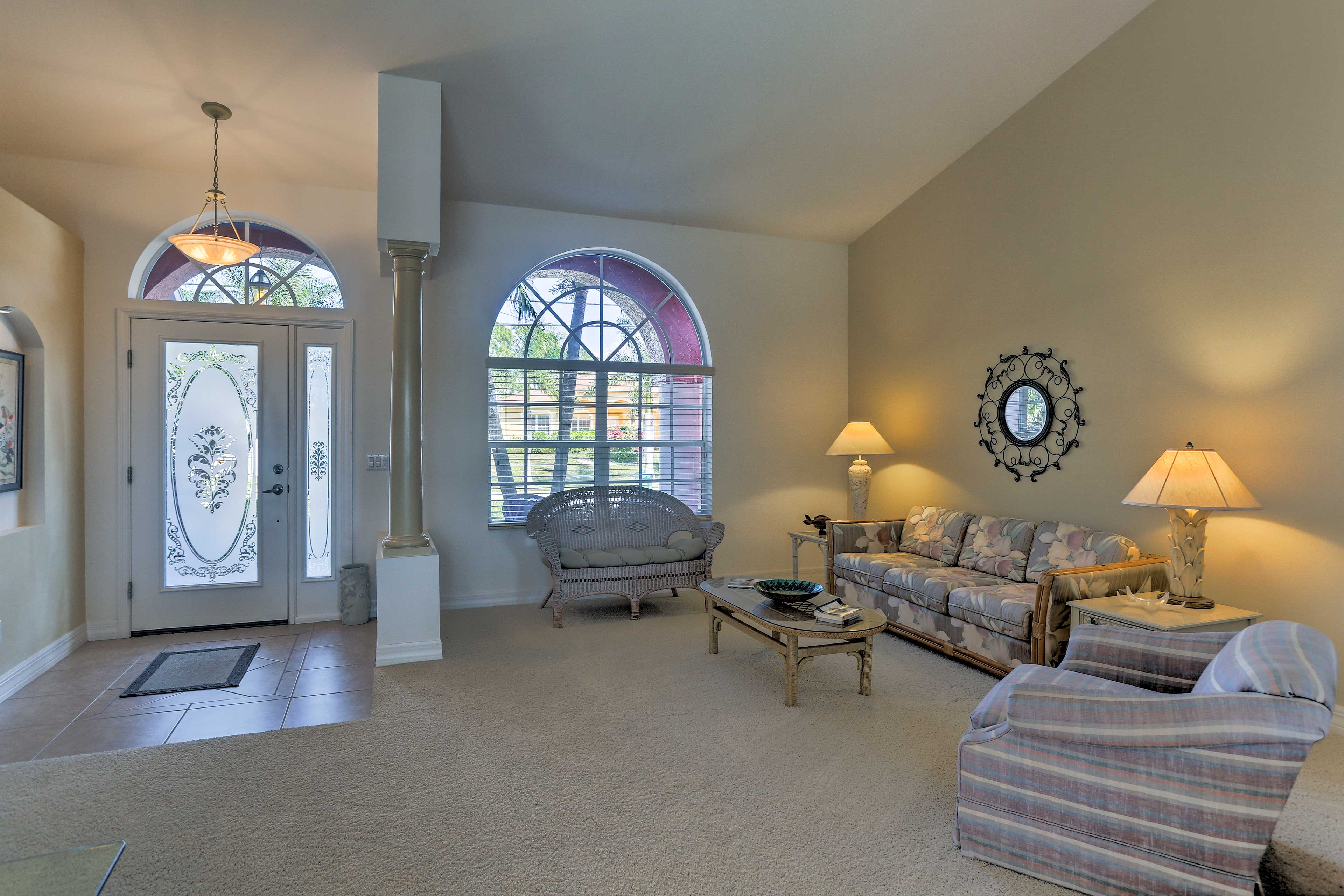 Living Room | Step-Free Access