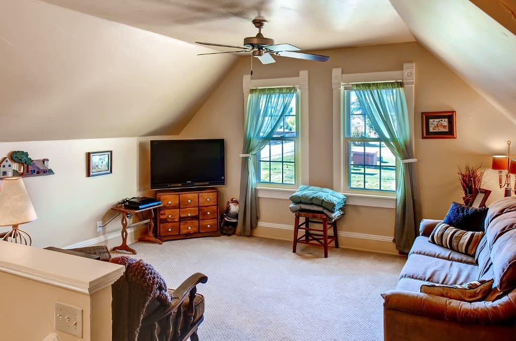 Bedroom Loft   Sleeper Sofa