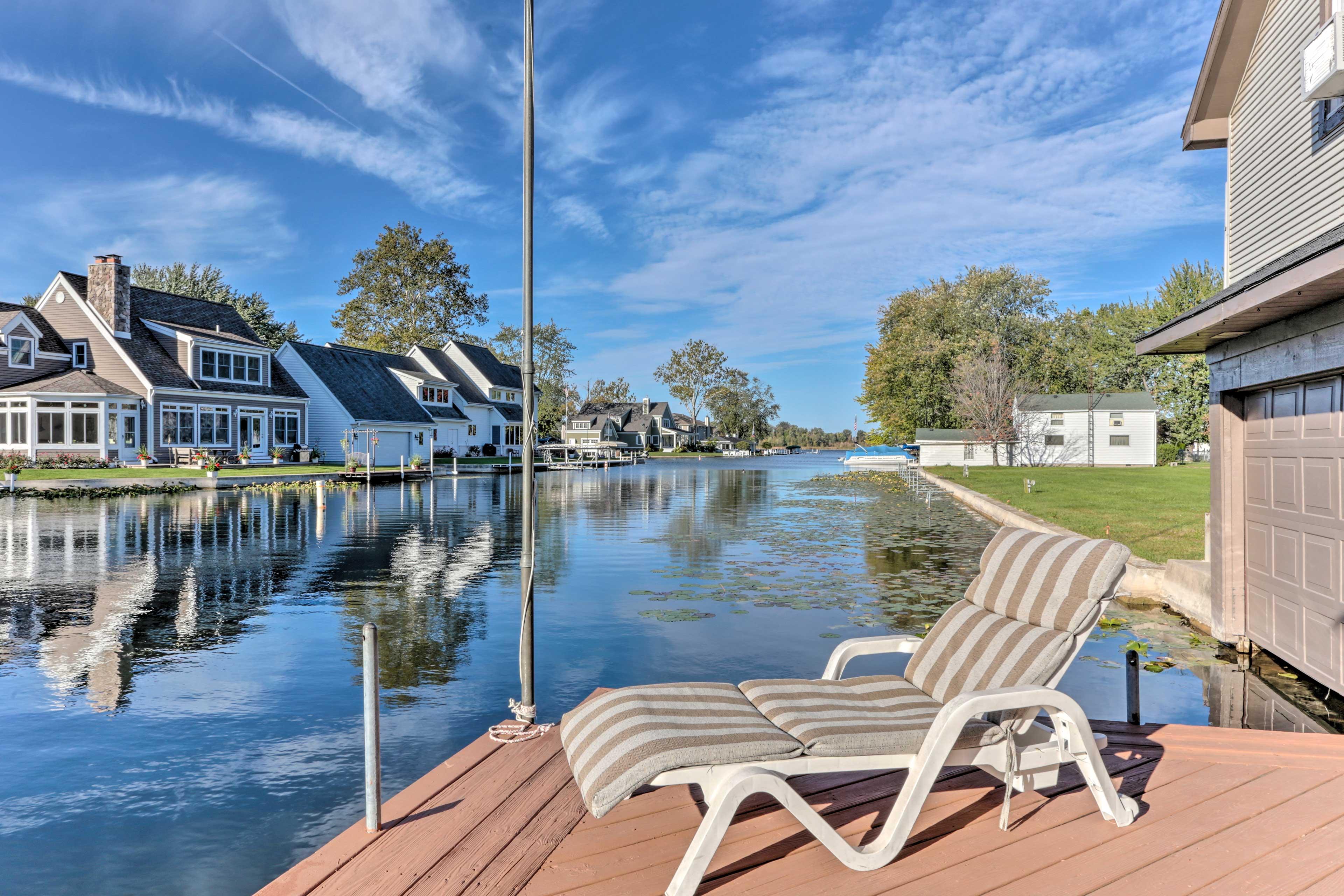 Syracuse Vacation Rental | 2BR | 1BA | 600 Sq Ft | 1 Story