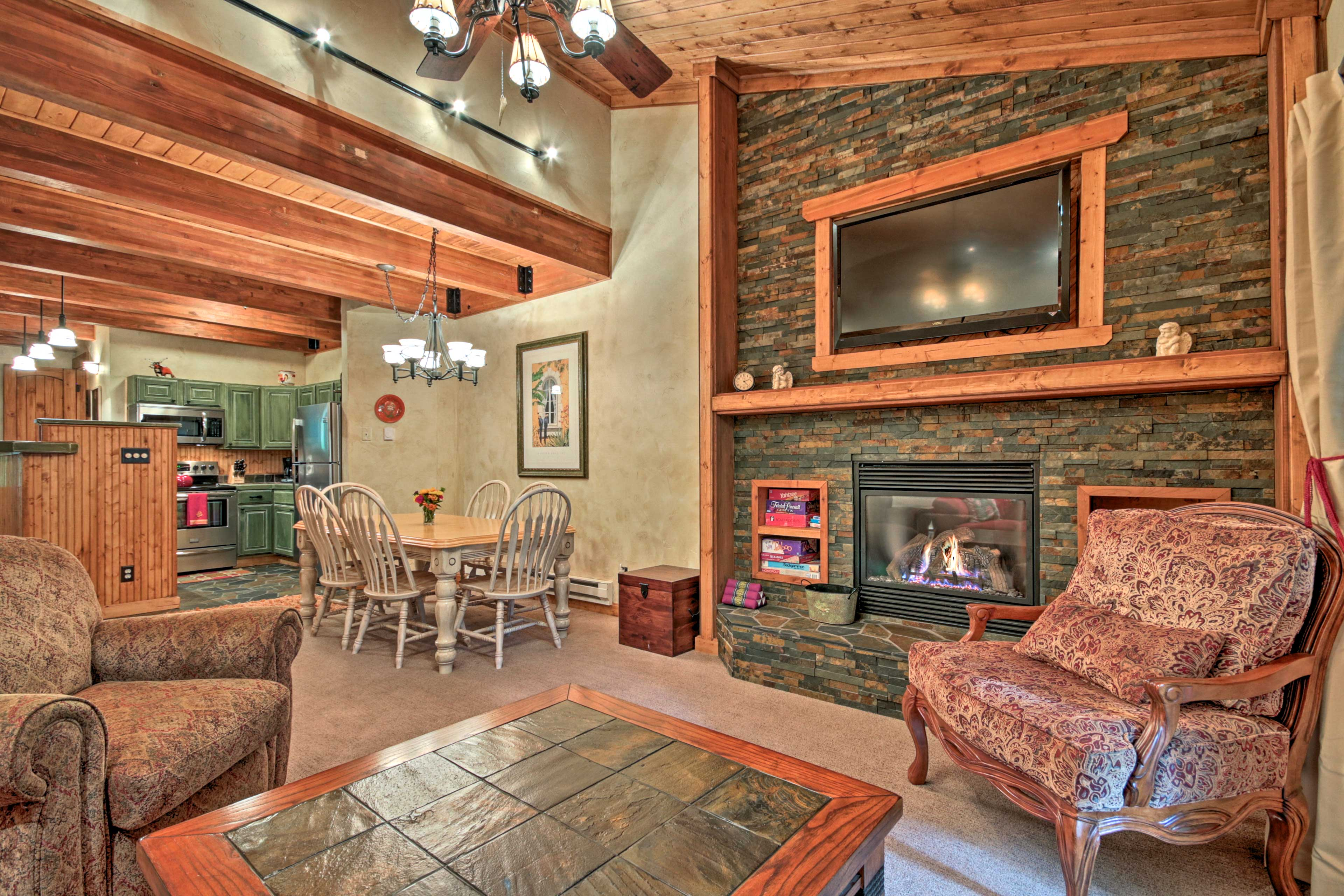 Steamboat Springs Vacation Rental Home | 2BR | 3BA | 3 Stories | 1,200 Sq Ft
