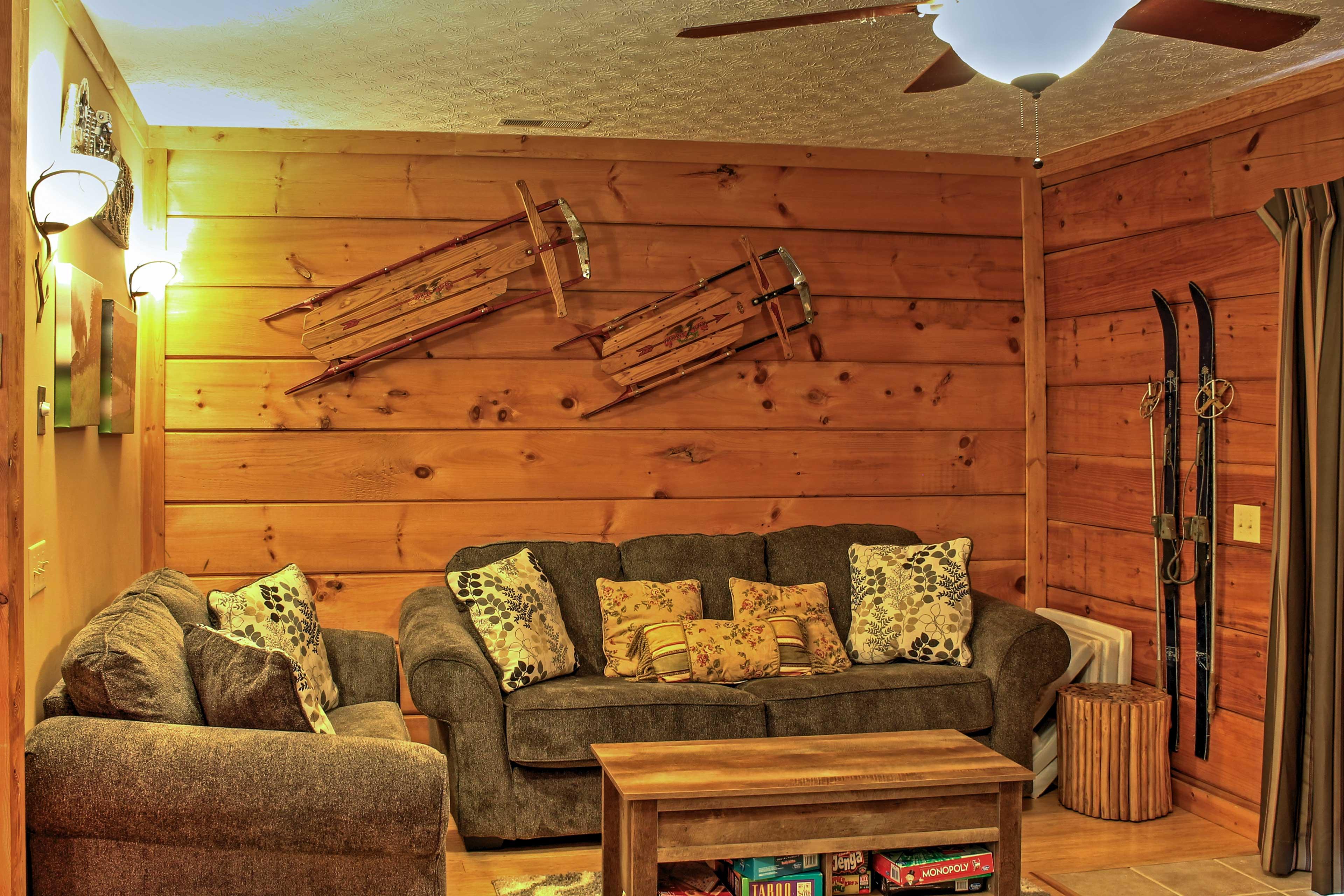 Living Room | Wireless Internet
