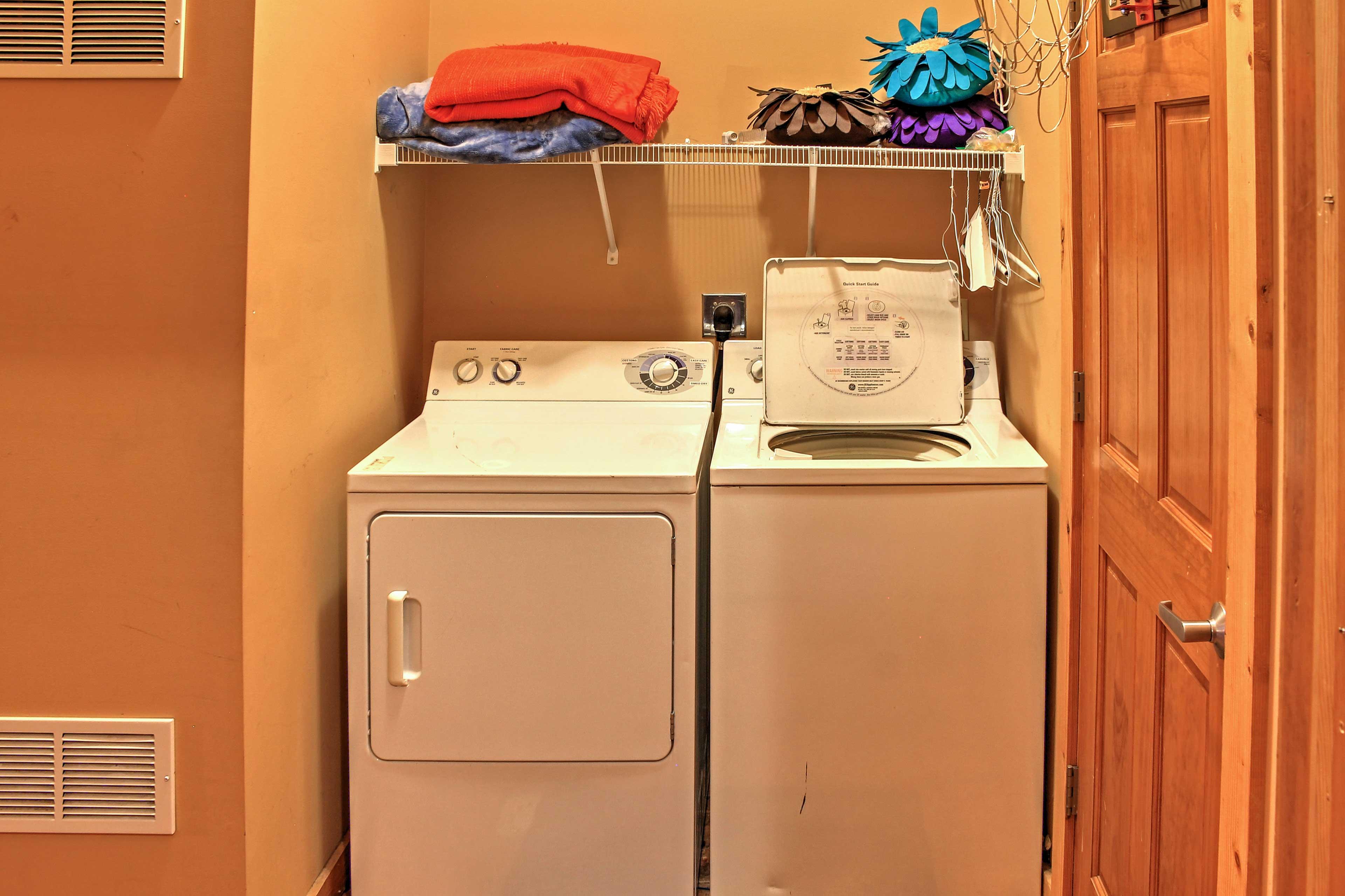 Laundry Room | Iron & Board