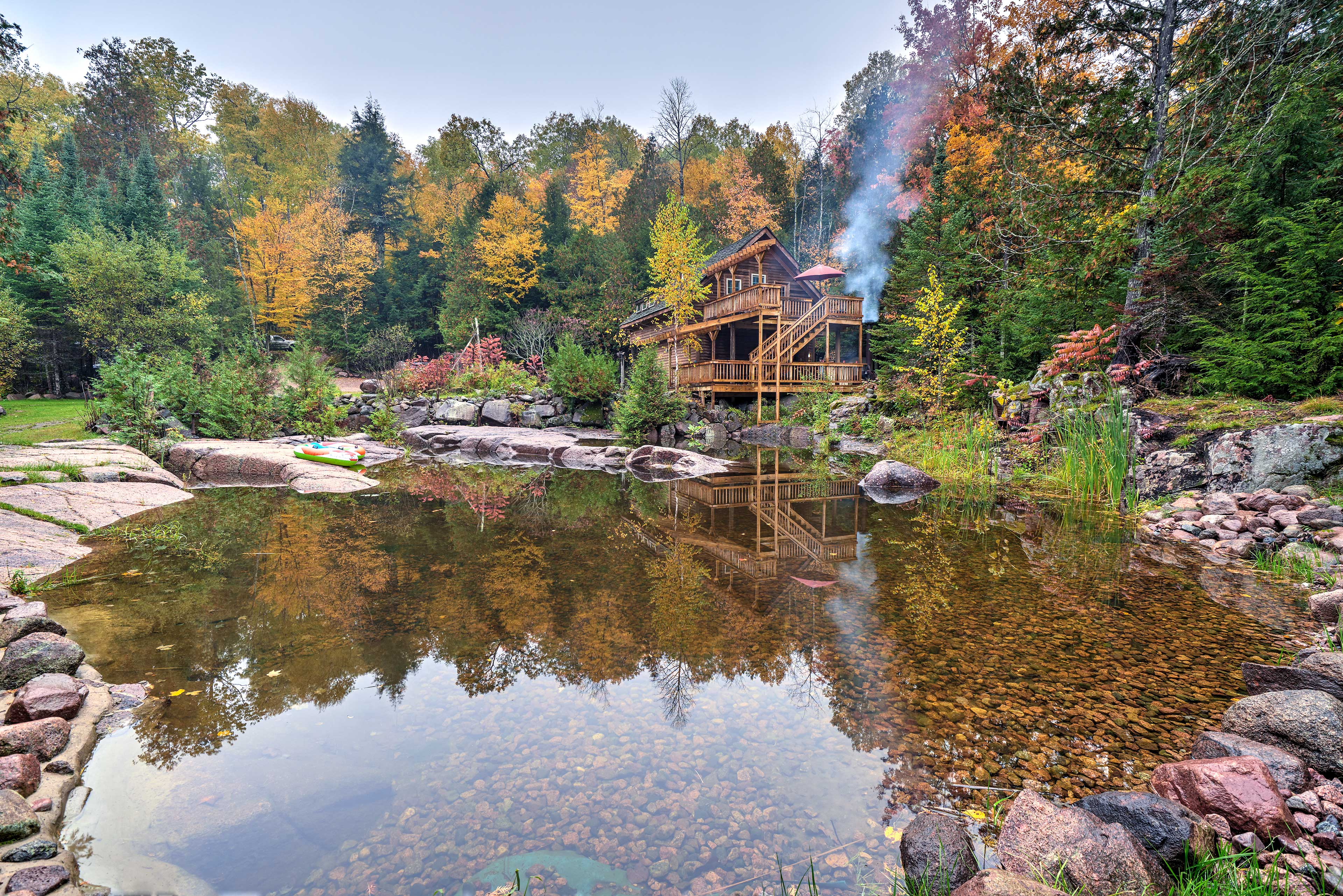 Mountain Vacation Rental | 3 BR | 1 BA | 1,500 Sq Ft | Cabin