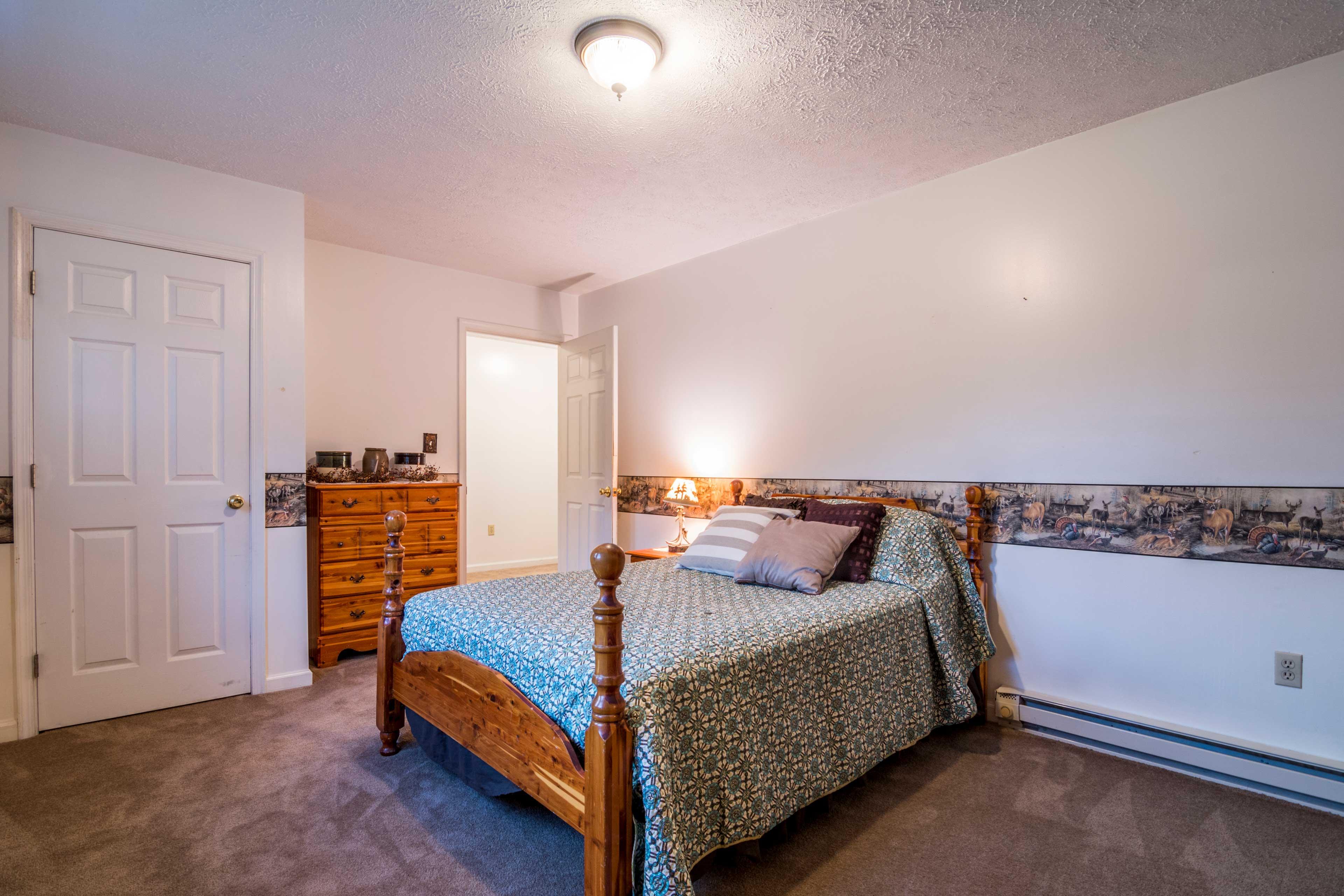 Bedroom 4   Sleeps 2