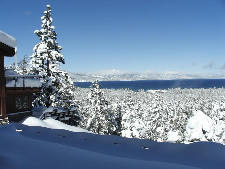 Home Exterior   Winter Views