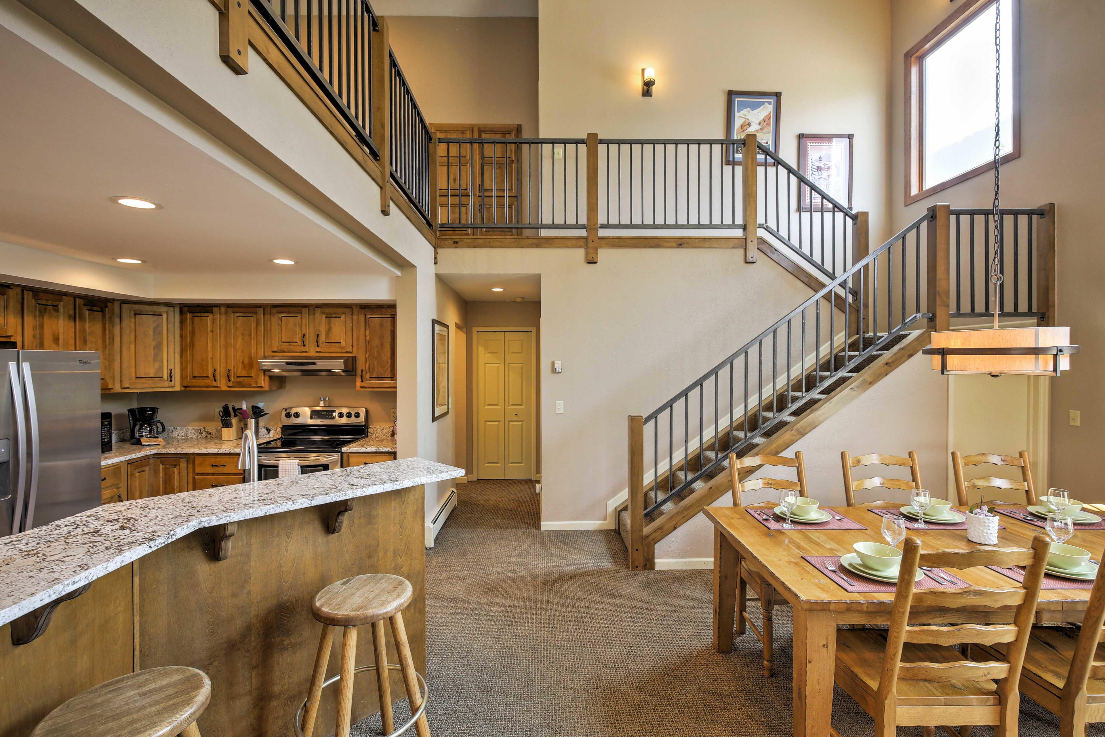 Kitchen & Dining Room | First Floor