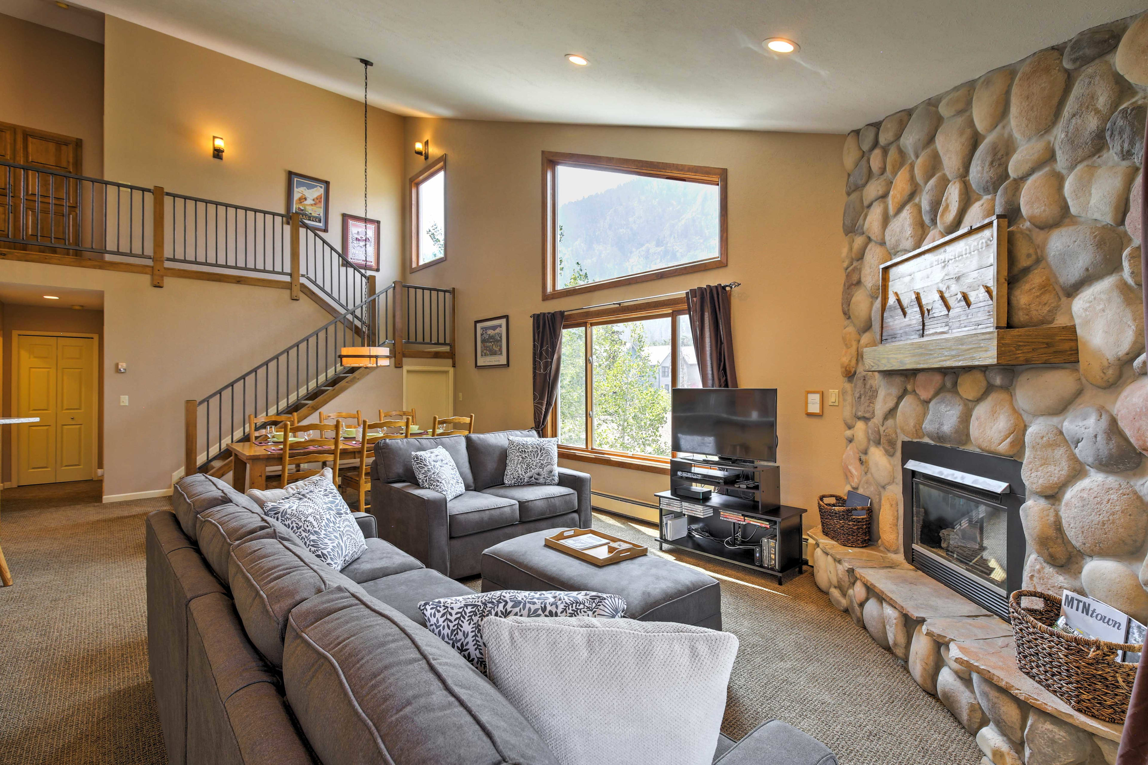 Frisco Vacation Rental | 2 BR | 2.5 BA | 1,617 Sq Ft | 2 Stories