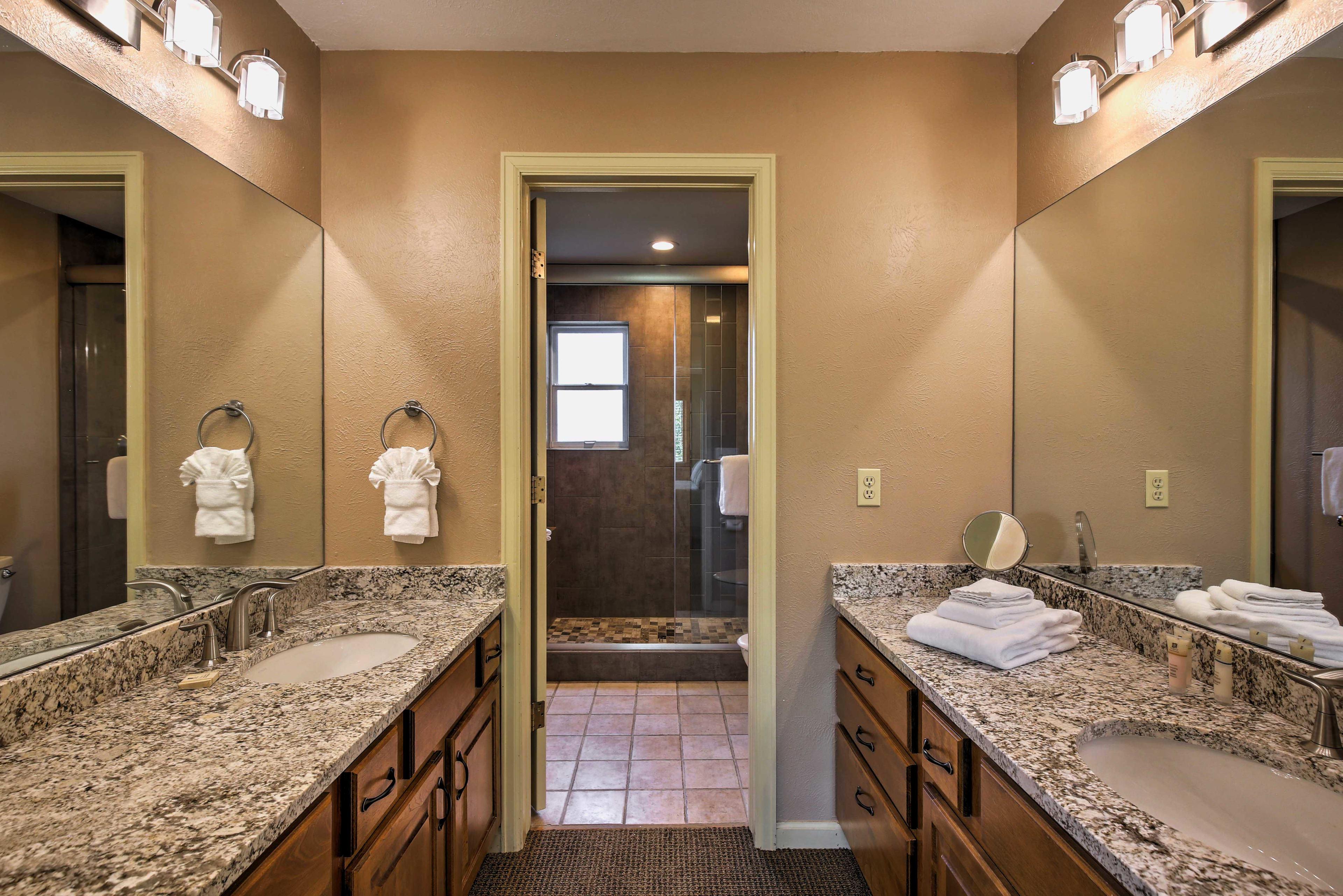 Bathroom | Access Through Master Bedroom