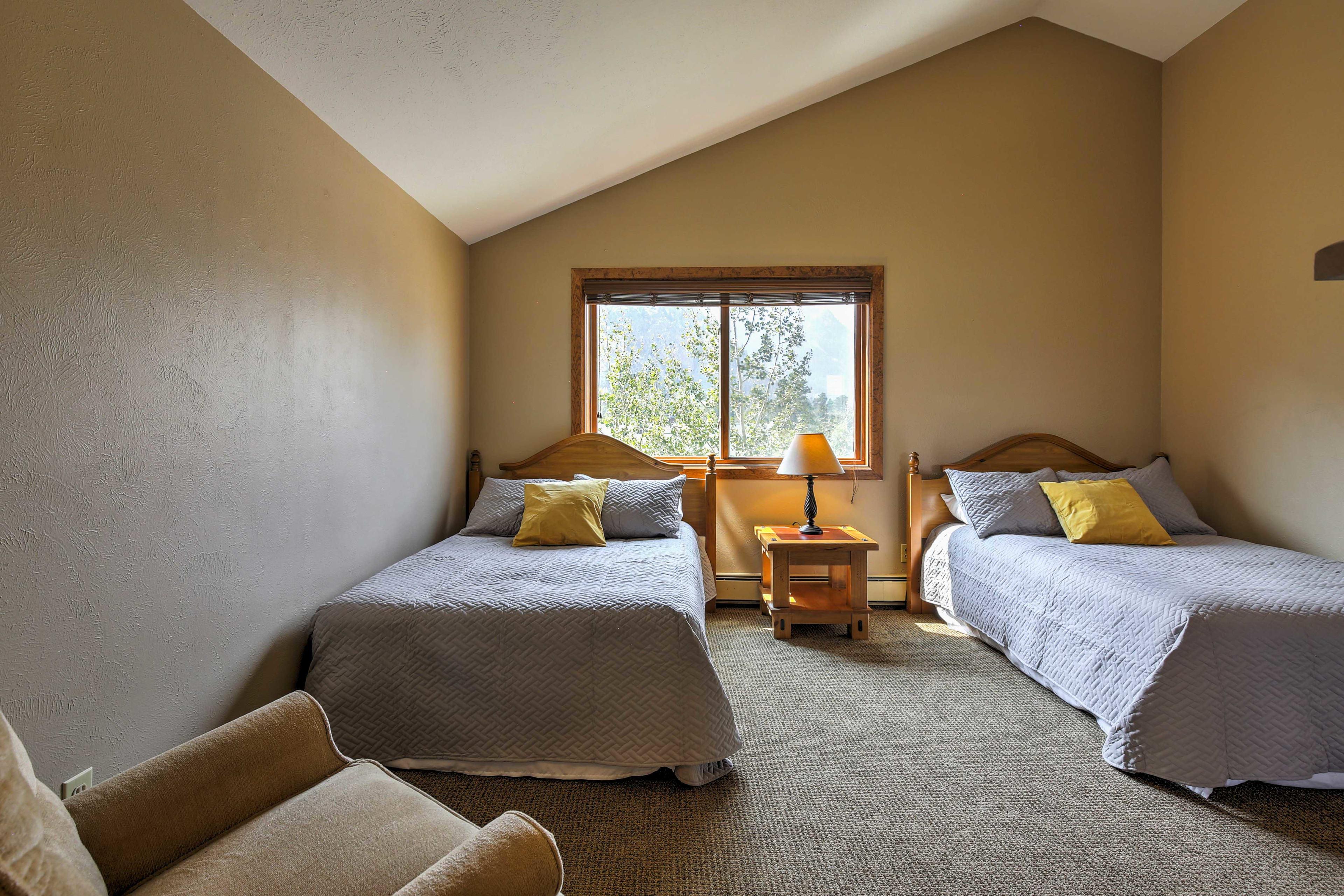 Bedroom 2 | Second Floor