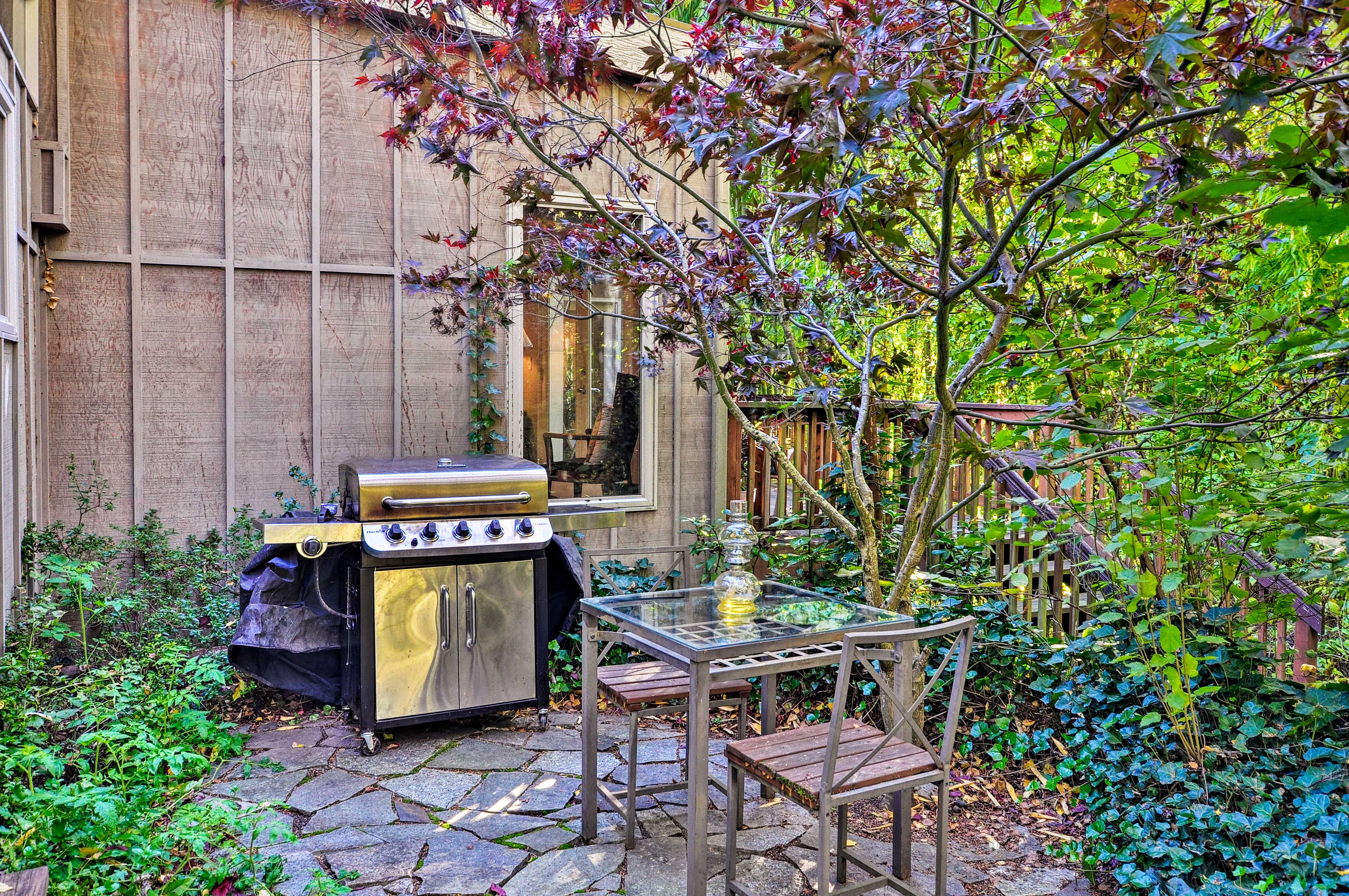 Patio   Gas Grill