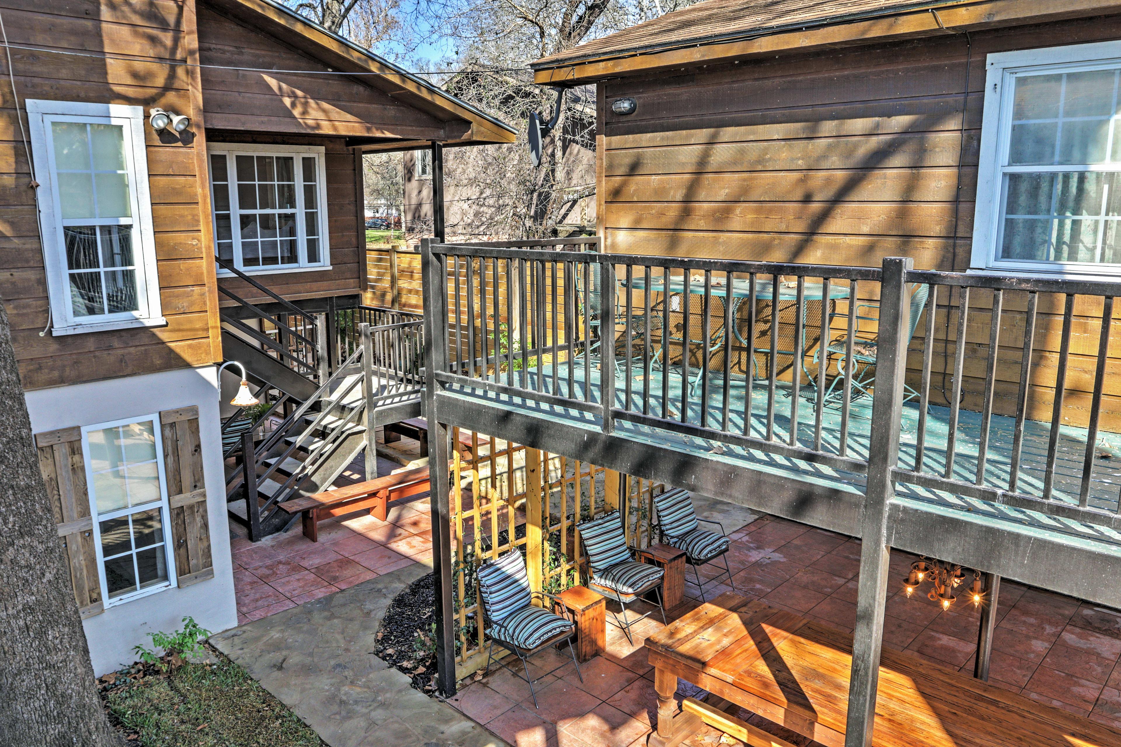 Home Exterior | Treehouse