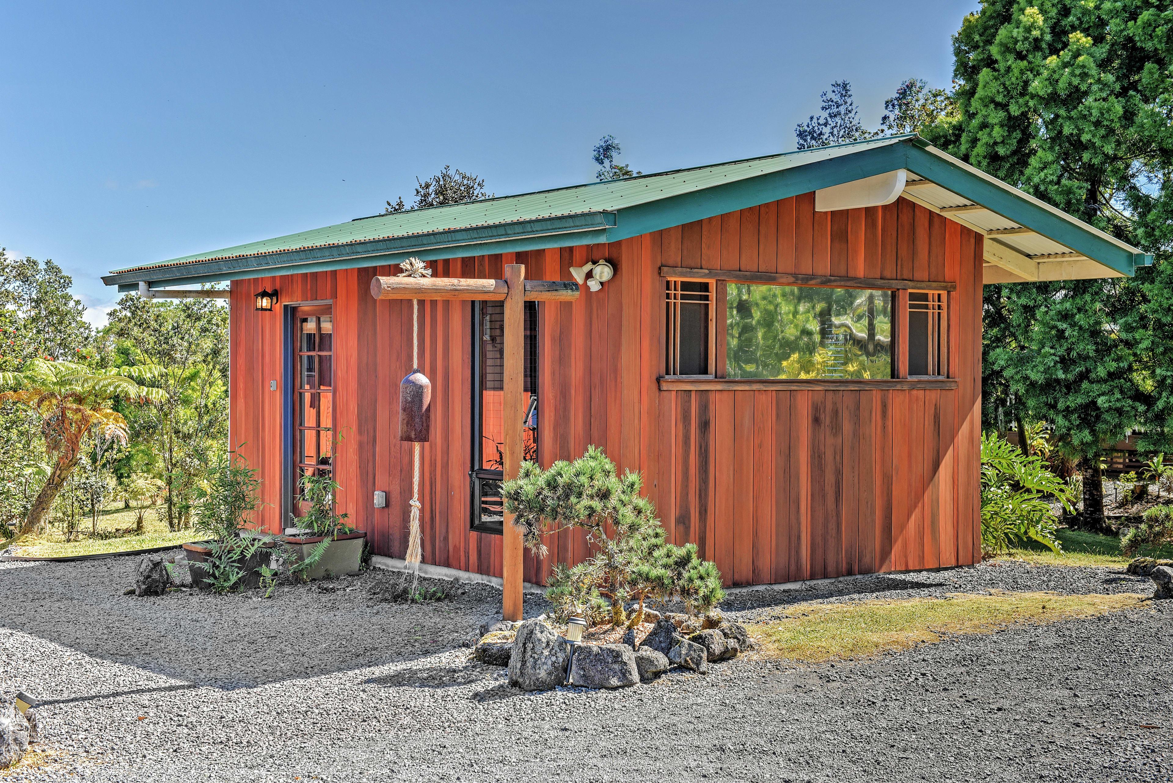 Mountain View Vacation Rental   Studio   1 BA   600 Sq Ft