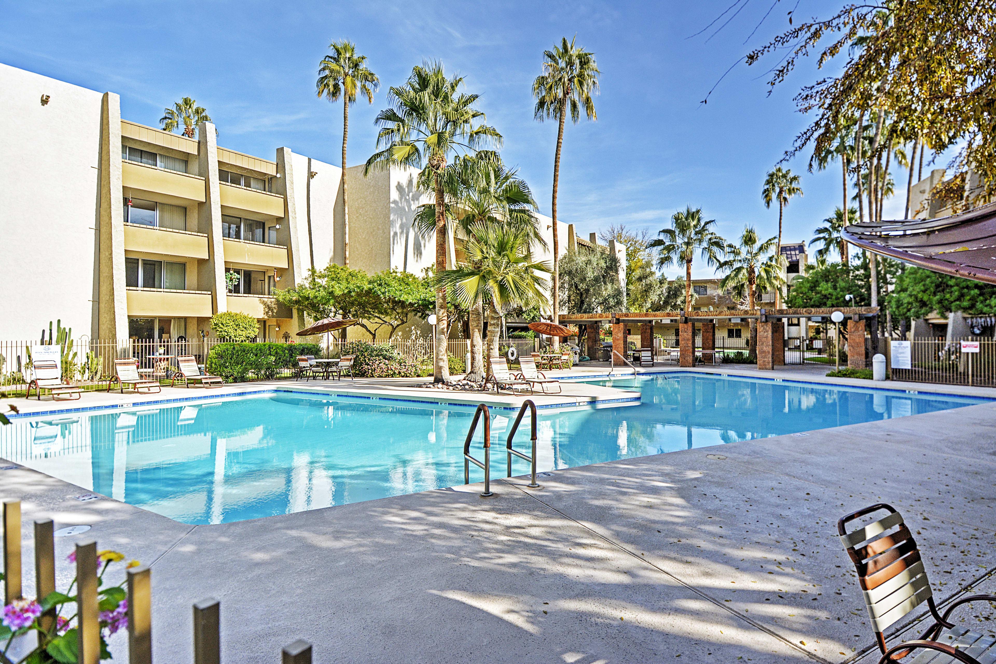 Scottsdale Vacation Rental Condo   2BR   2BA   4th Floor   1,066 Sq Ft