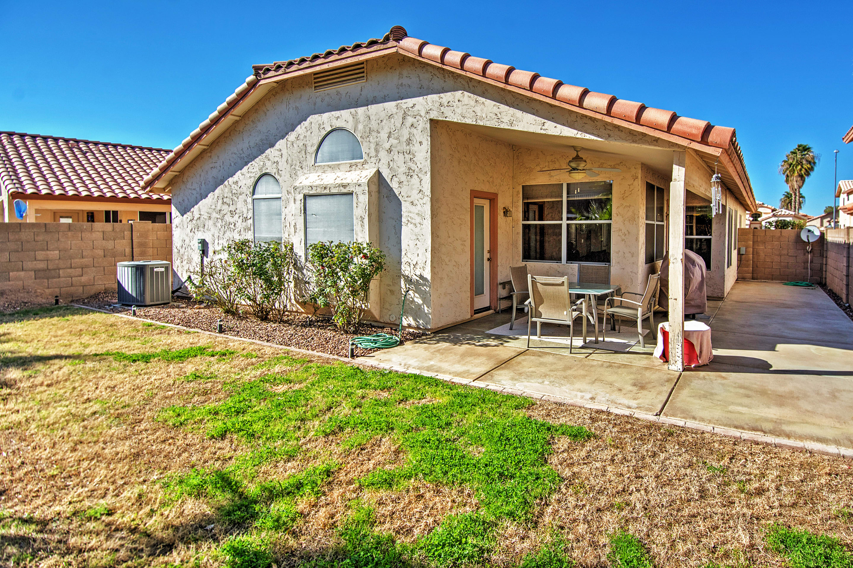 Peoria Vacation Rental | 3BR | 2BA | Single Story | 1,600 Sq Ft