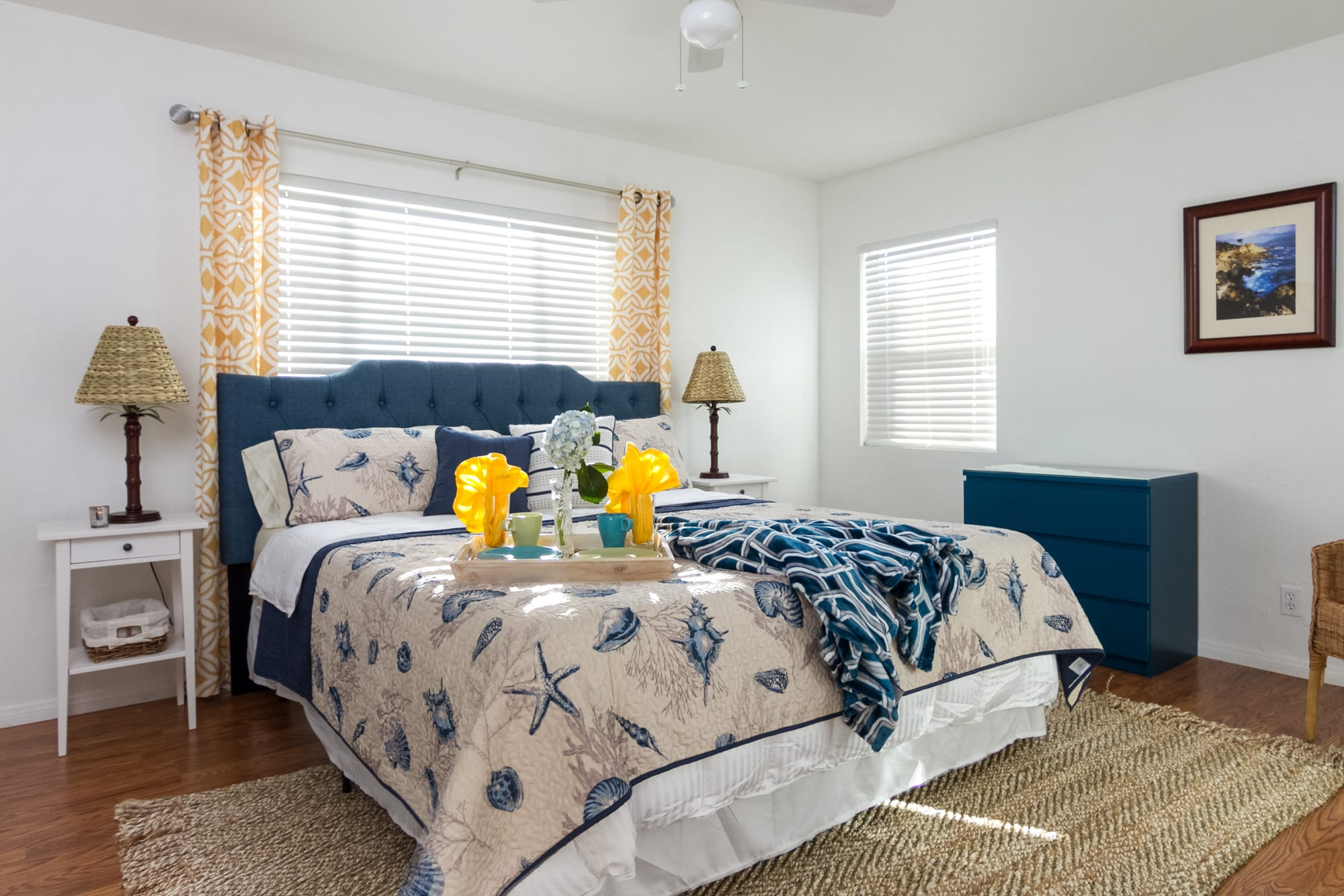 Bedroom 1 | California King Bed
