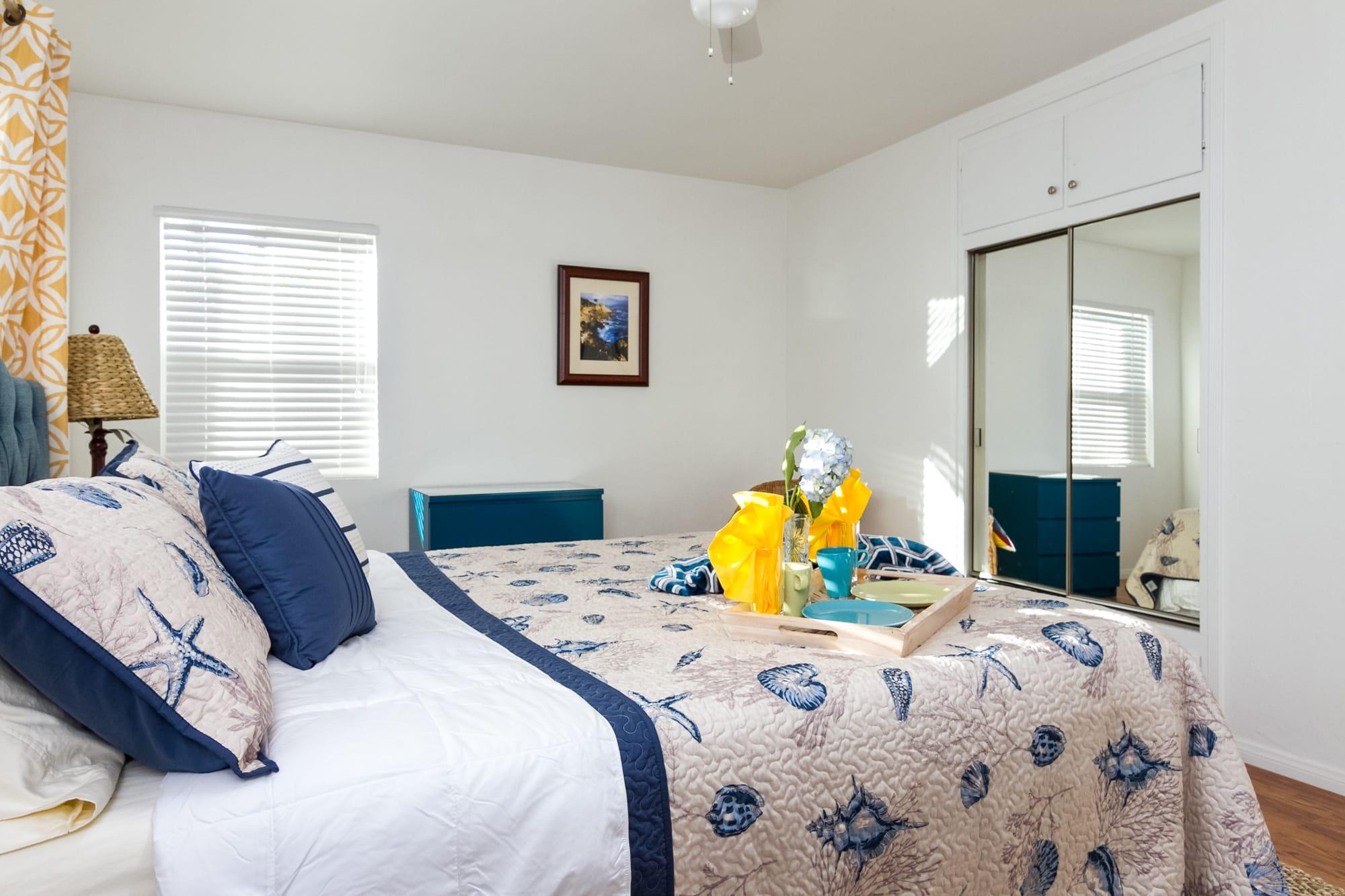 Bedroom 1 | Linens Provided