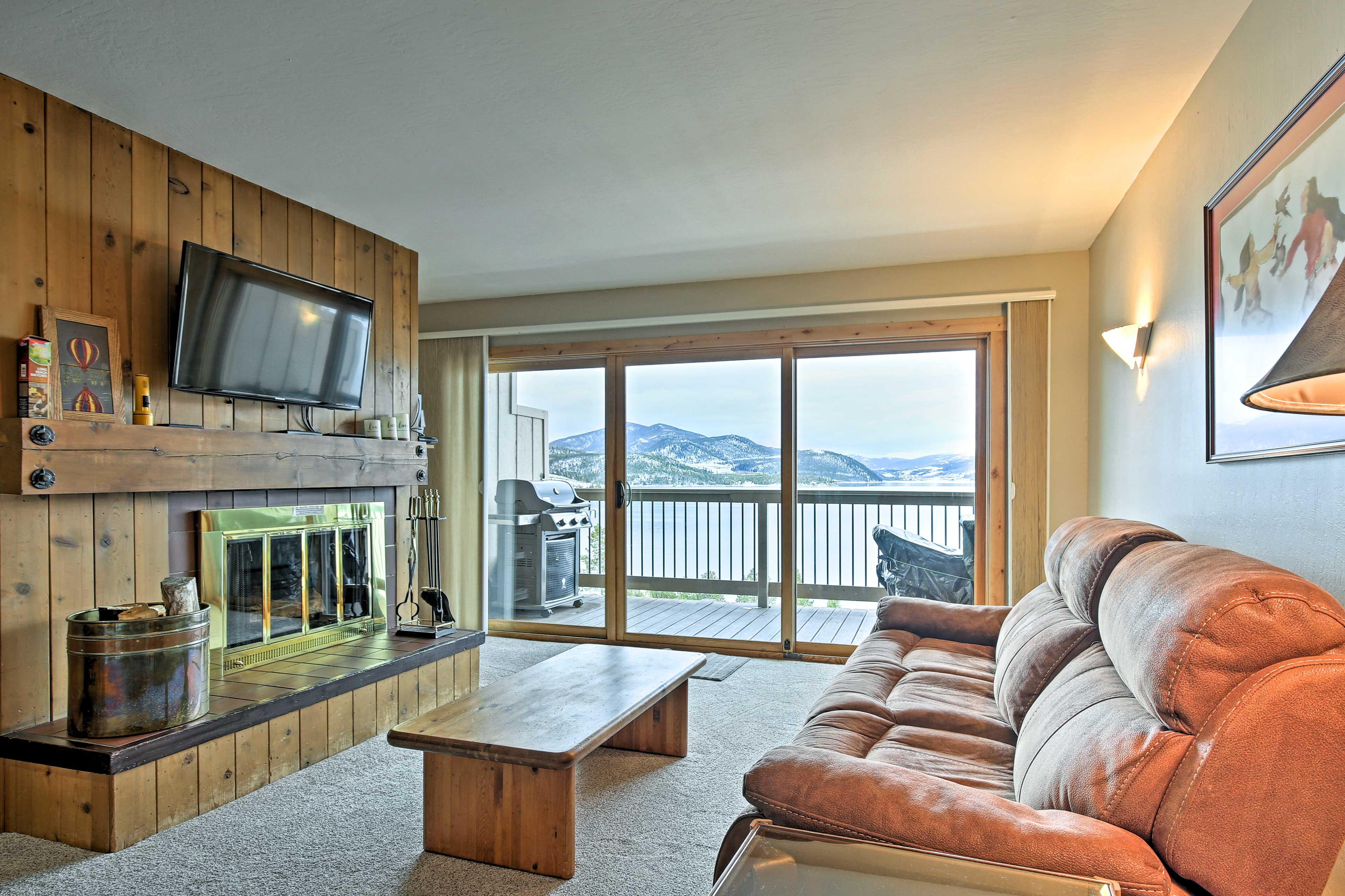 Dillon Vacation Rental Condo | 2 BR | 2 BA | Stairs Required