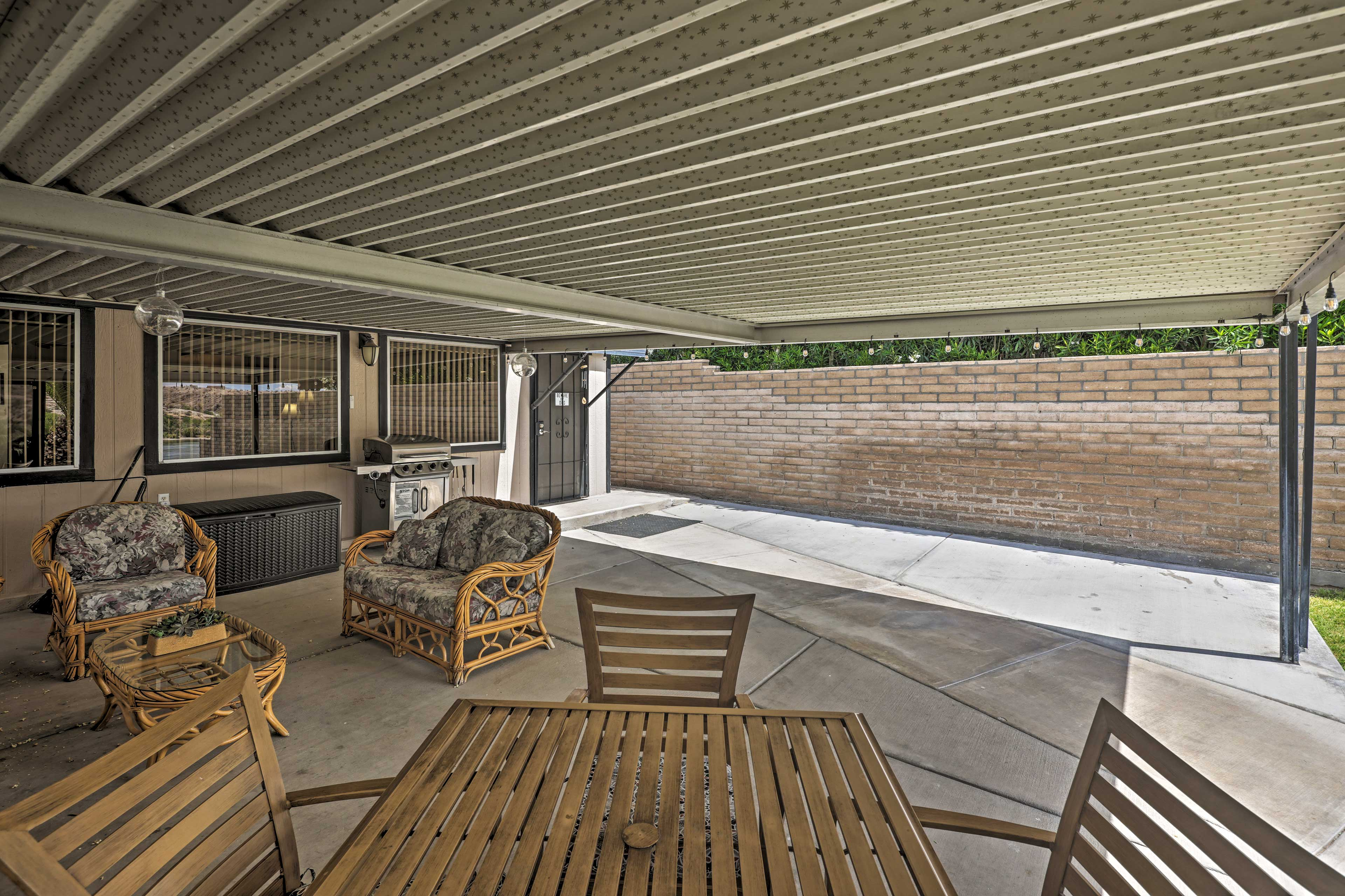 Patio | Gas Grill