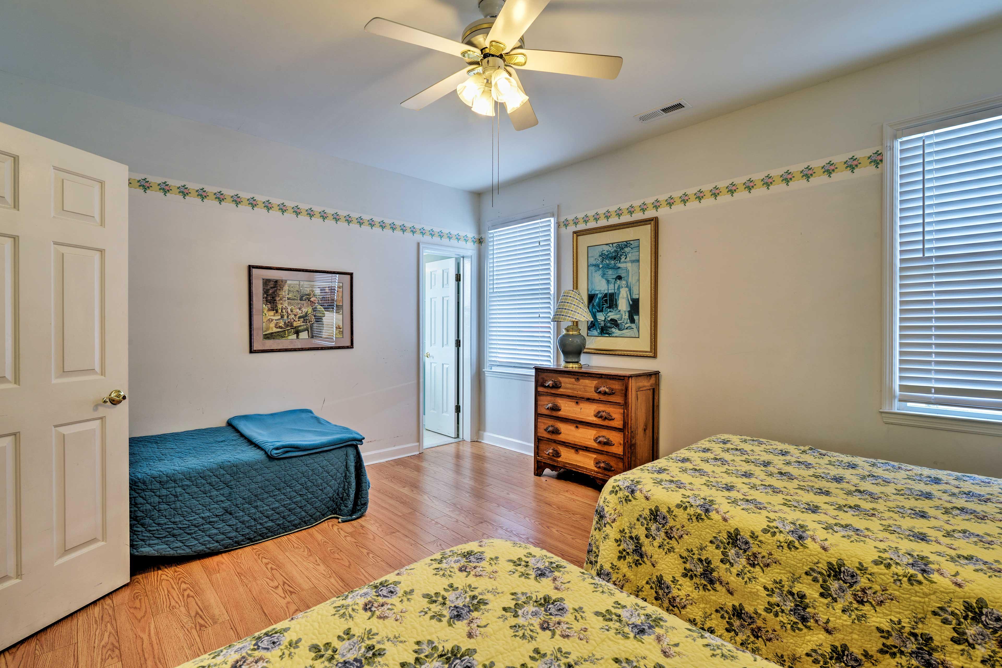 Bedroom 4   Linens Provided