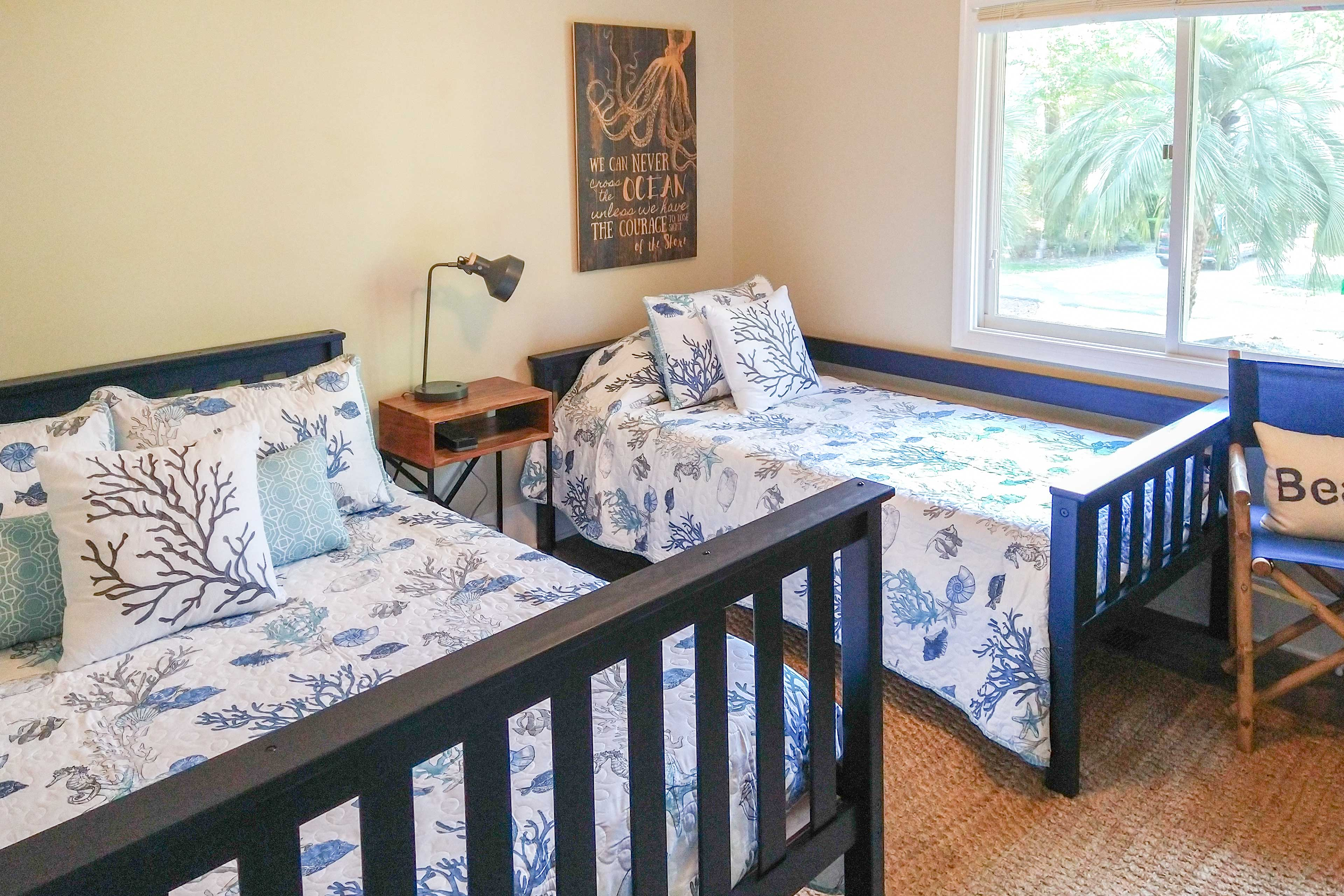 Bedroom 2 | Full Bed | Twin Bed | Linens Provided