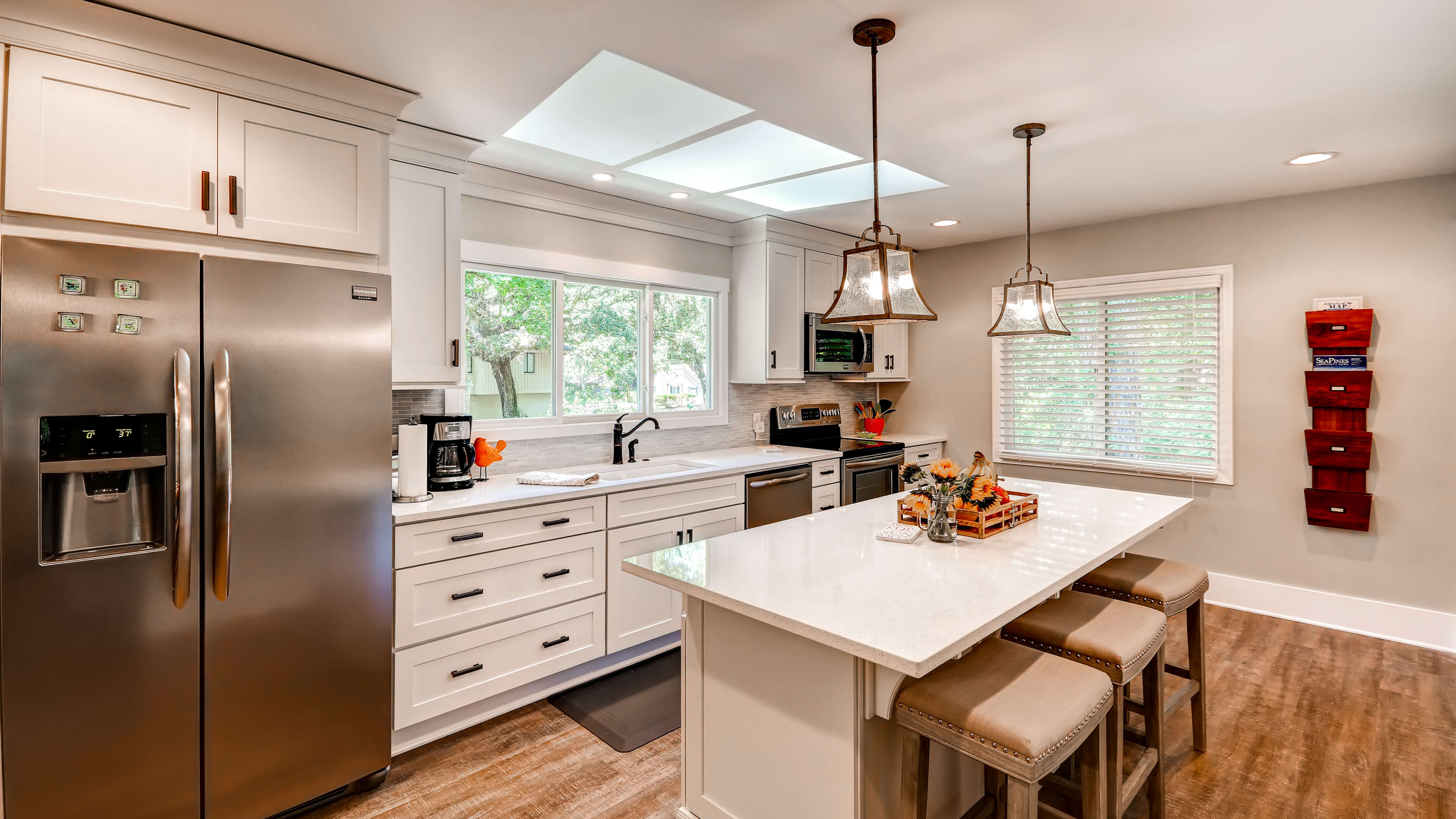Fully Equipped Kitchen | Drip Coffee Maker | Dishwasher