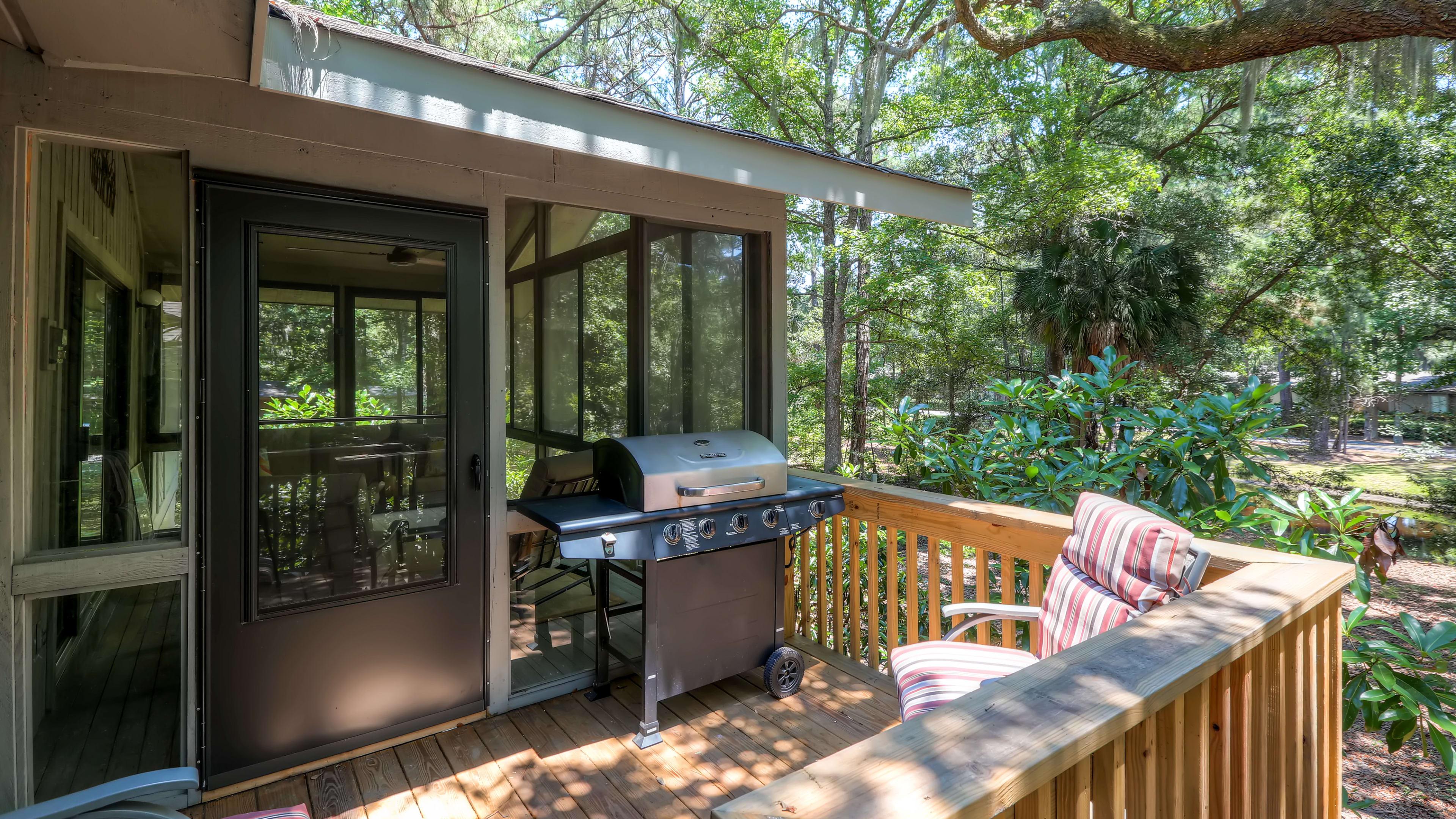 Open-Air Deck