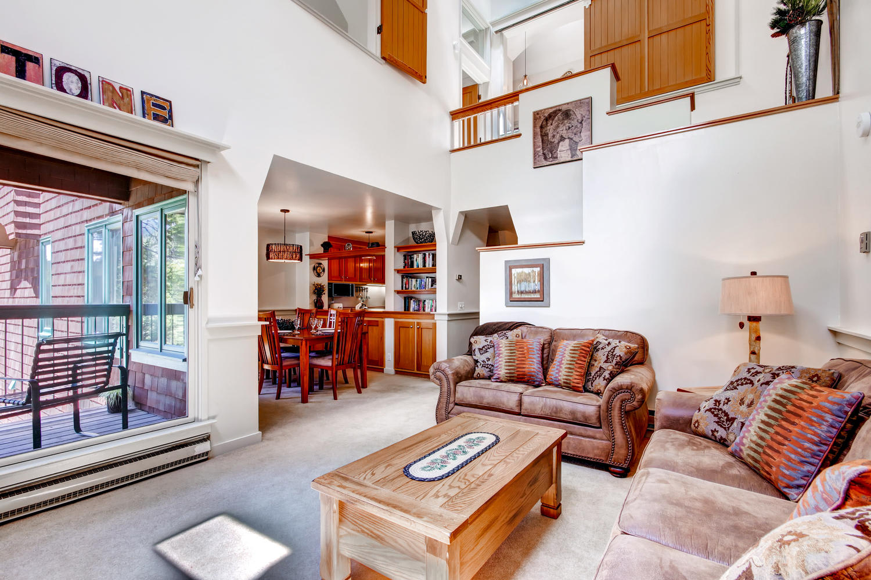 Keystone Vacation Rental | 1BR | 2BA | Main Floor Condo | 1,050 Sq Ft