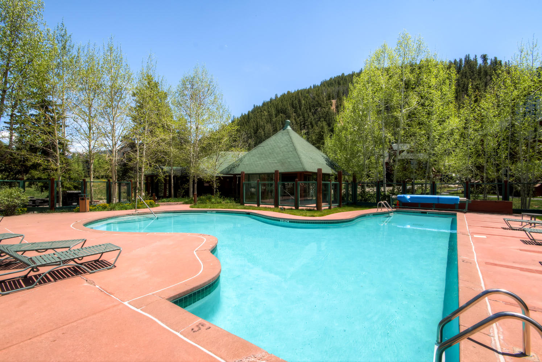 Soda Springs Townhomes Community Pool