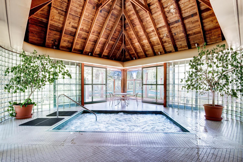 Soda Springs Townhomes Community Hot Tub