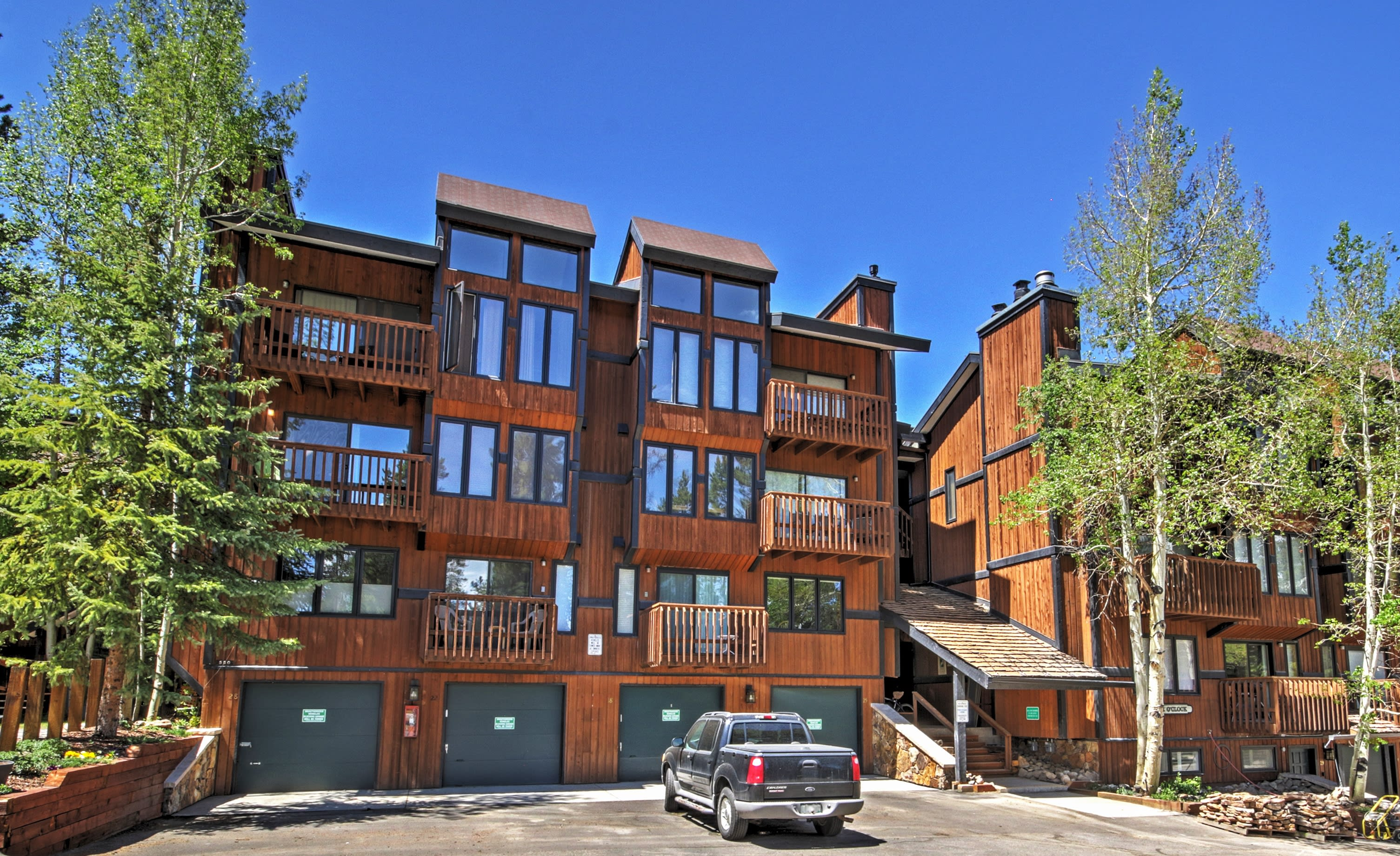 Breckenridge Vacation Rental | 1BR | 1BA | Ground Floor Unit
