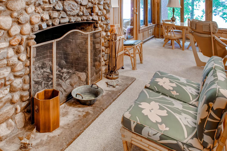 Living Room | 2-Story Home