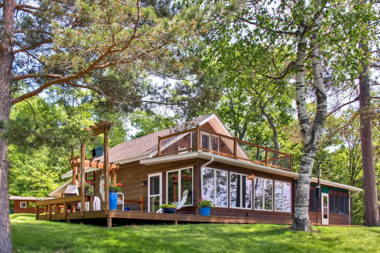 Brainerd Vacation Rental | 4BR | 2BA | 3,000 Sq Ft