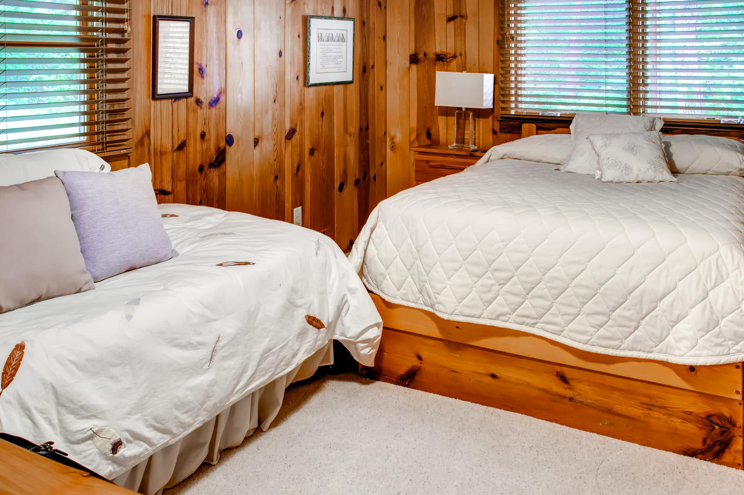 Bedroom 2 | Full Bed, Twin Bed